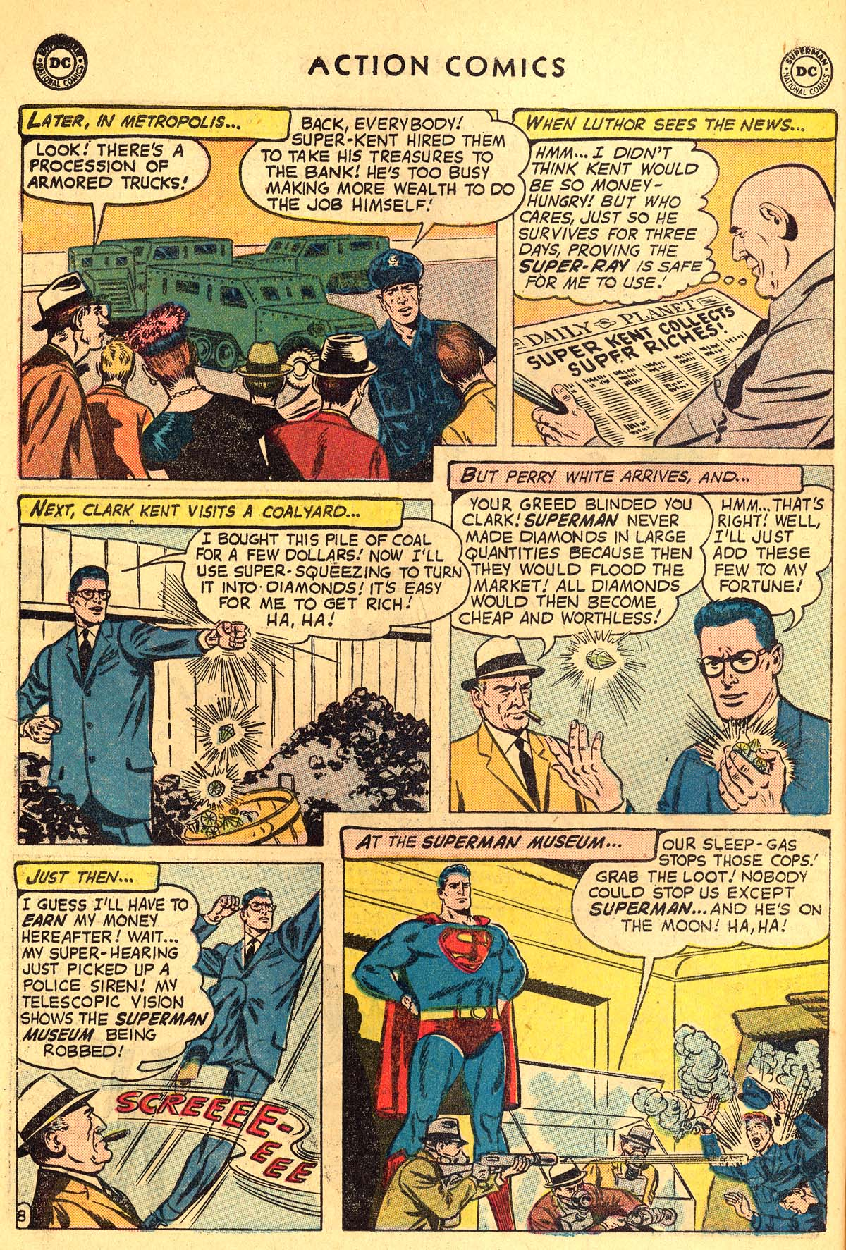 Read online Action Comics (1938) comic -  Issue #257 - 10