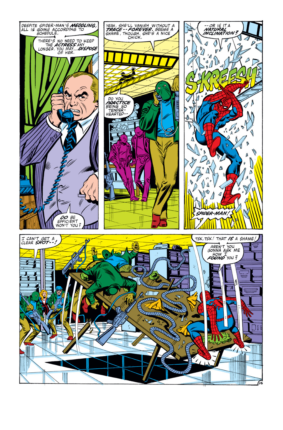 The Amazing Spider-Man (1963) 210 Page 16