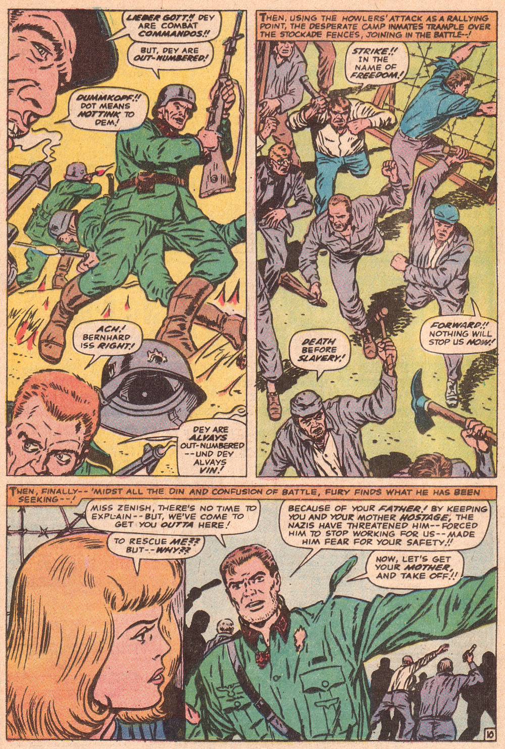 Read online Sgt. Fury comic -  Issue #80 - 16