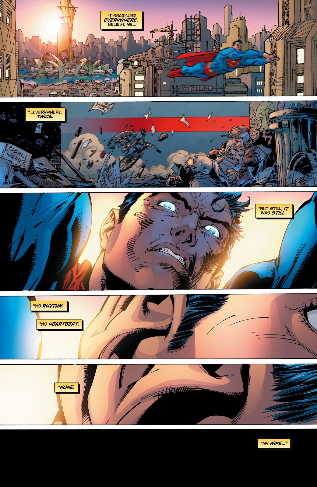 Read online Superman: For Tomorrow comic -  Issue # TPB (Part 1) - 31