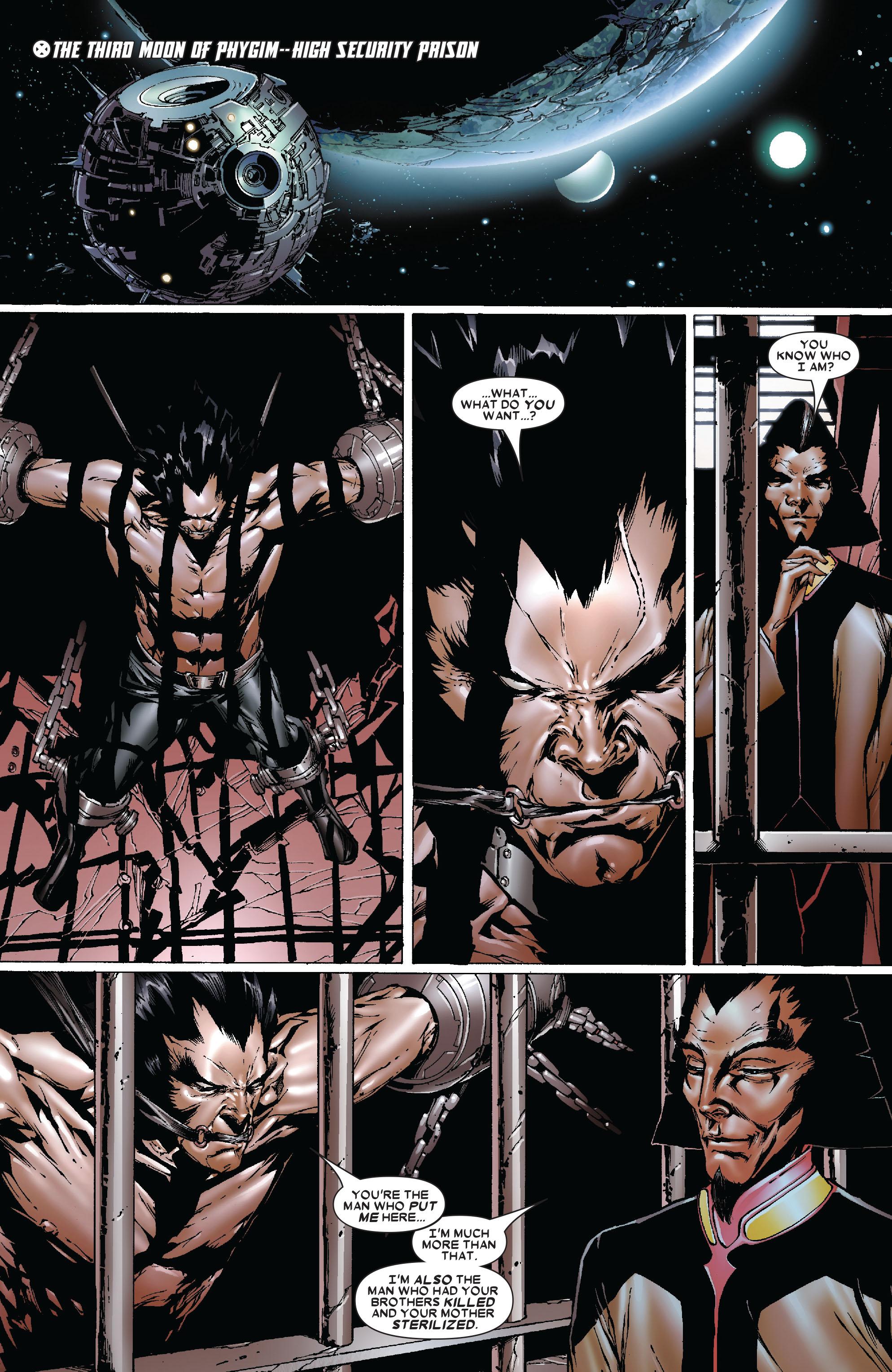 Read online Uncanny X-Men (1963) comic -  Issue #478 - 22