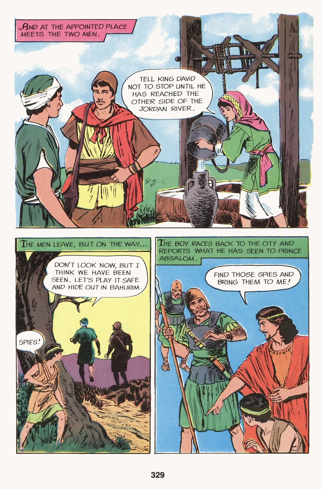 The Picture Bible issue TPB (Part 4) - Page 32