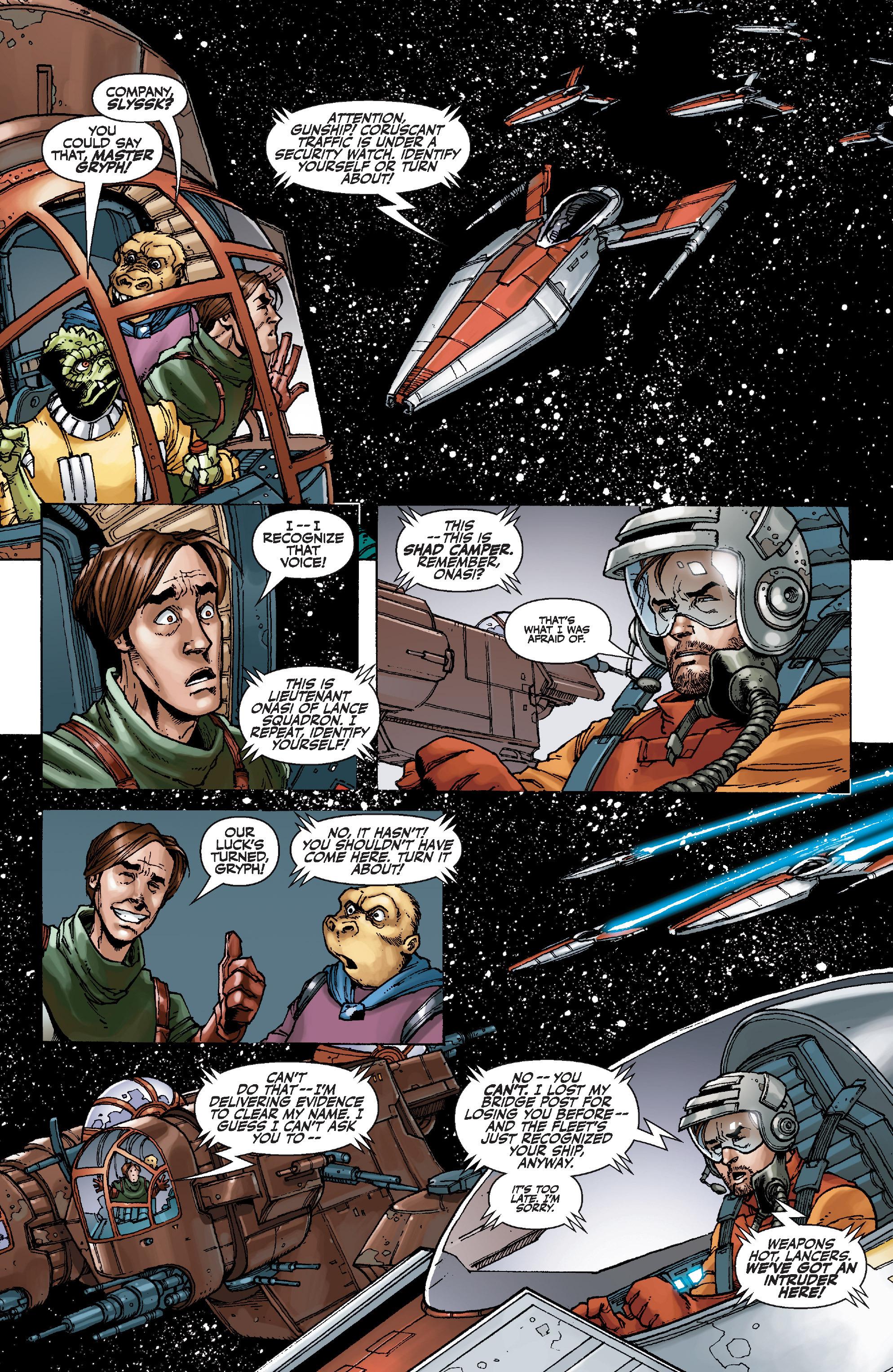 Read online Star Wars Omnibus comic -  Issue # Vol. 32 - 289