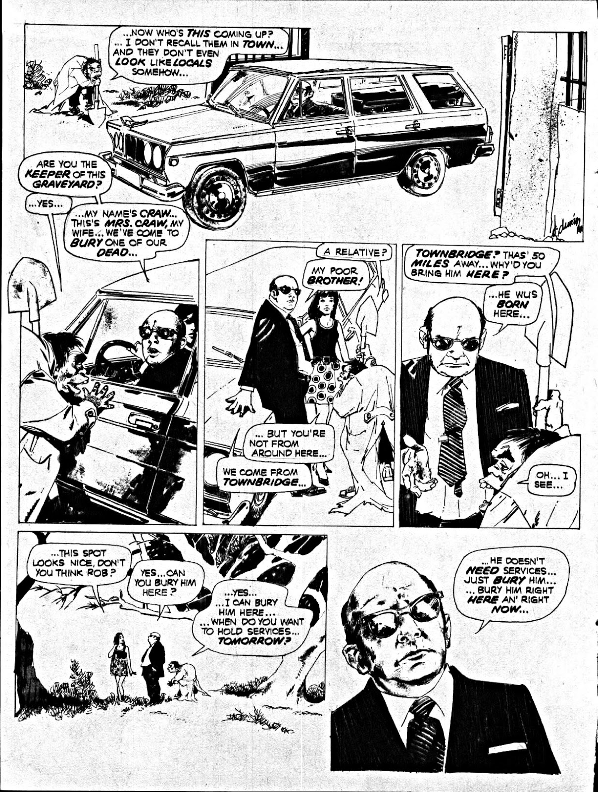 Nightmare (1970) issue 18 - Page 25