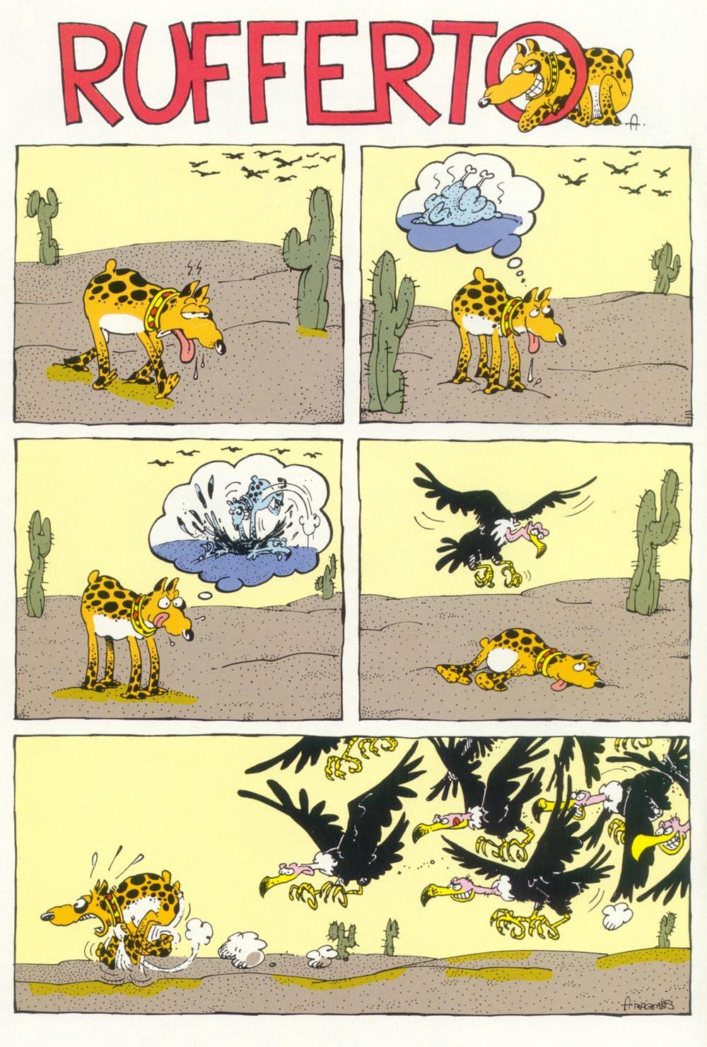 Read online Sergio Aragonés Groo the Wanderer comic -  Issue #99 - 34