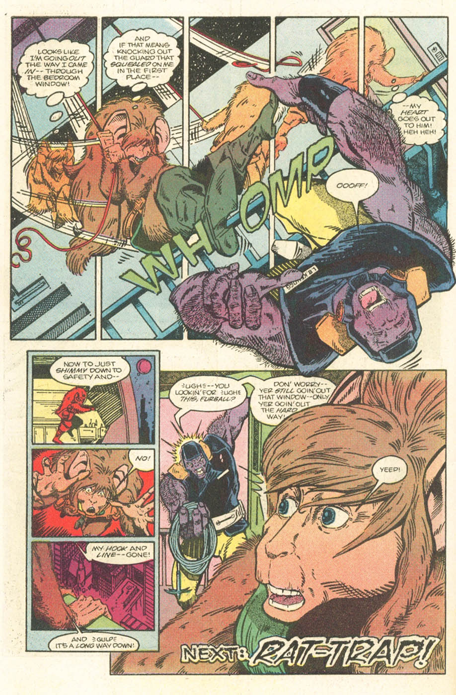 Read online Atari Force (1984) comic -  Issue #15 - 28
