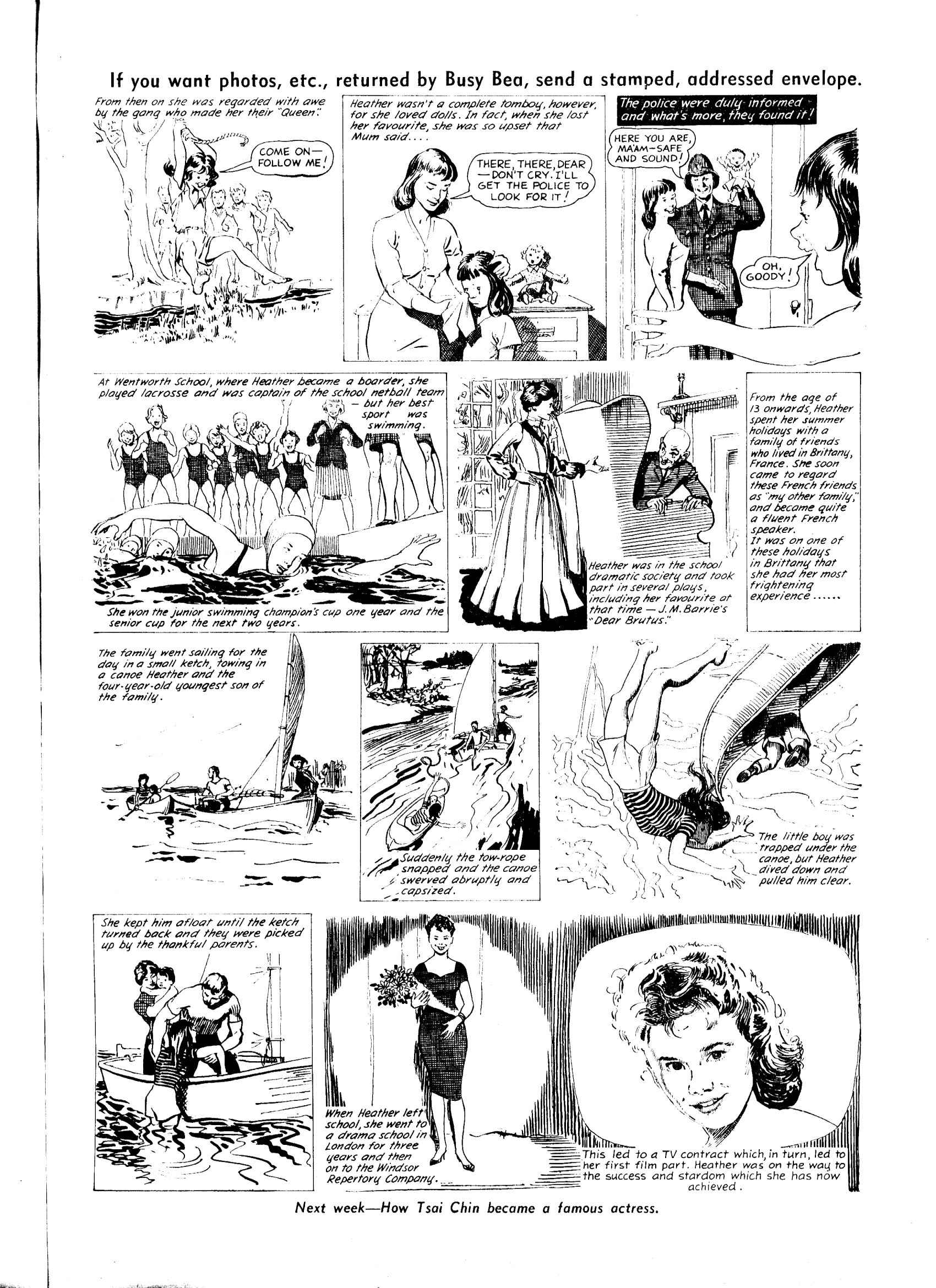 Read online Judy comic -  Issue #47 - 31