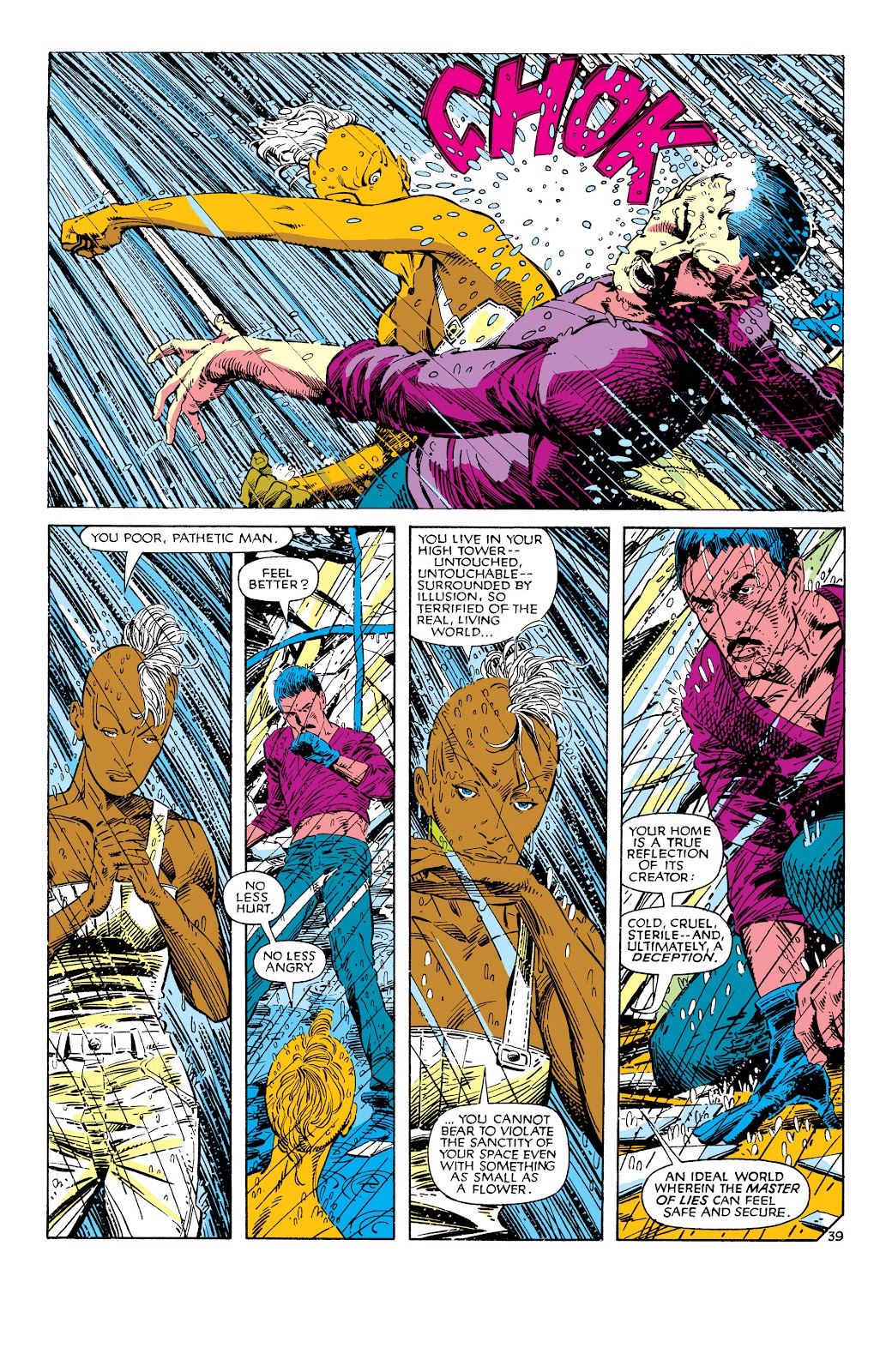 Uncanny X-Men (1963) issue 186 - Page 40