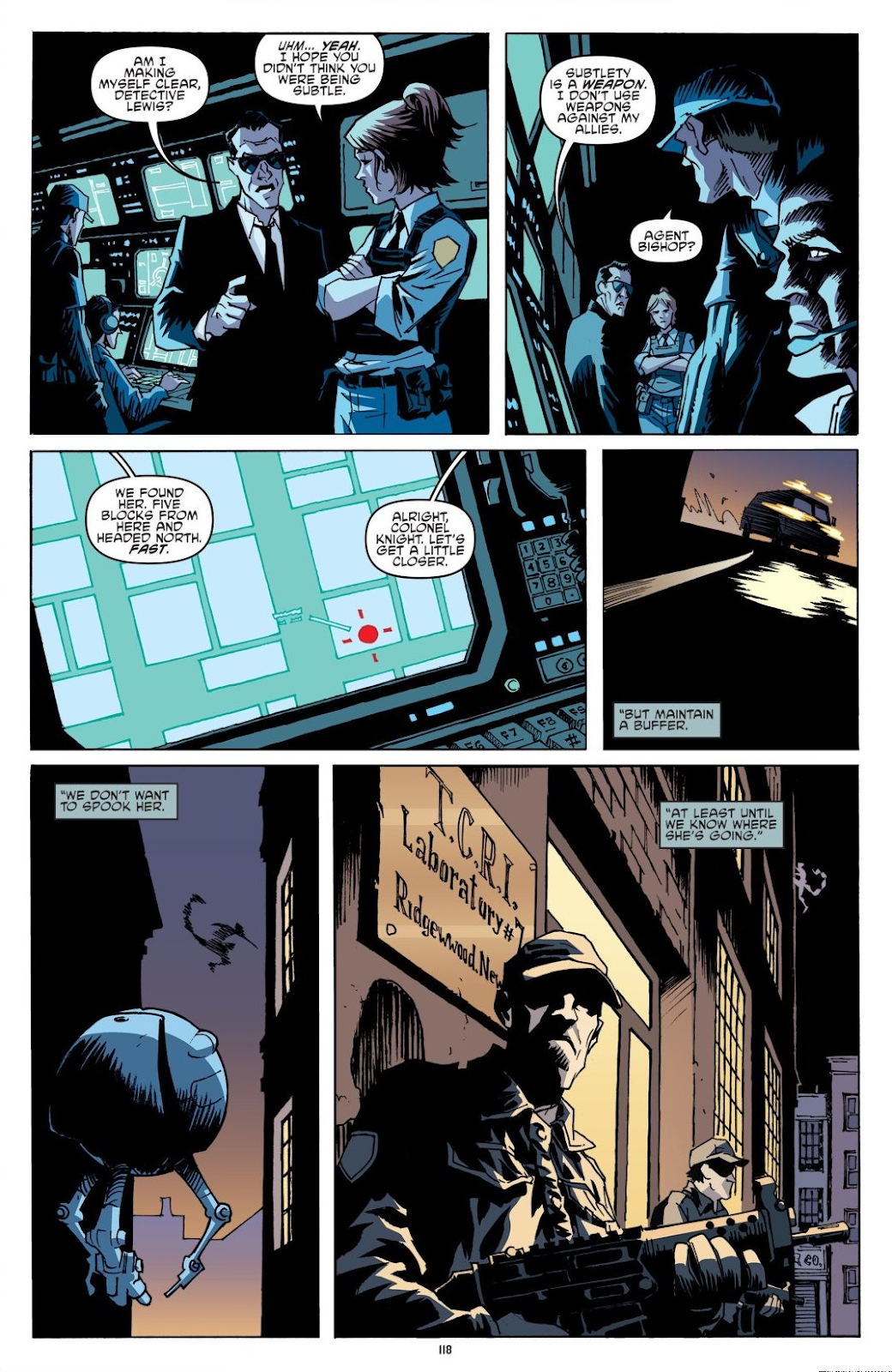 Read online Teenage Mutant Ninja Turtles: The IDW Collection comic -  Issue # TPB 8 (Part 2) - 17