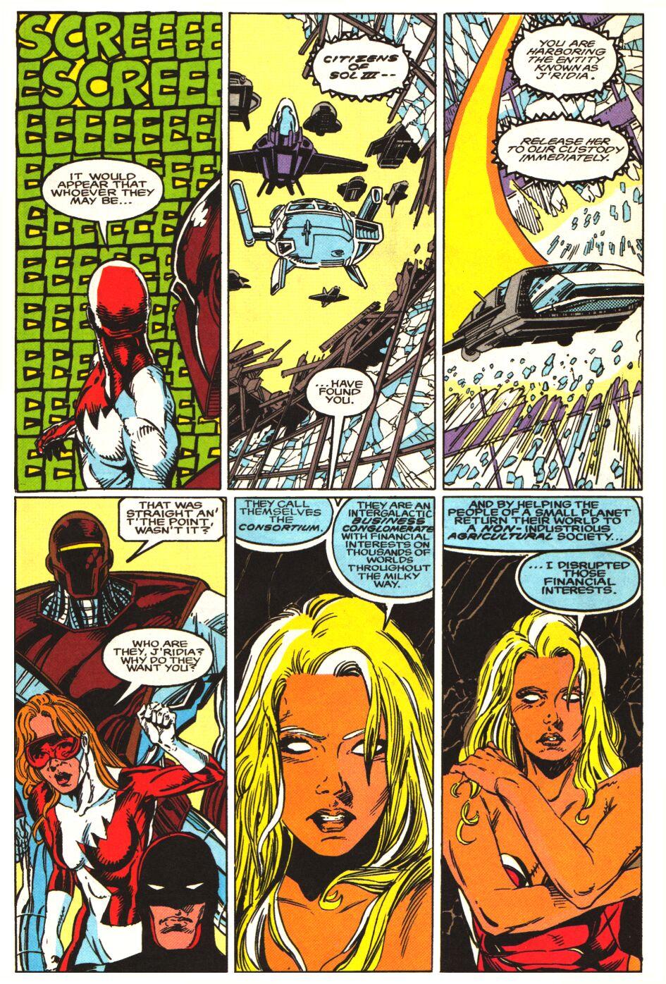 Read online Alpha Flight Special comic -  Issue #1 - 17
