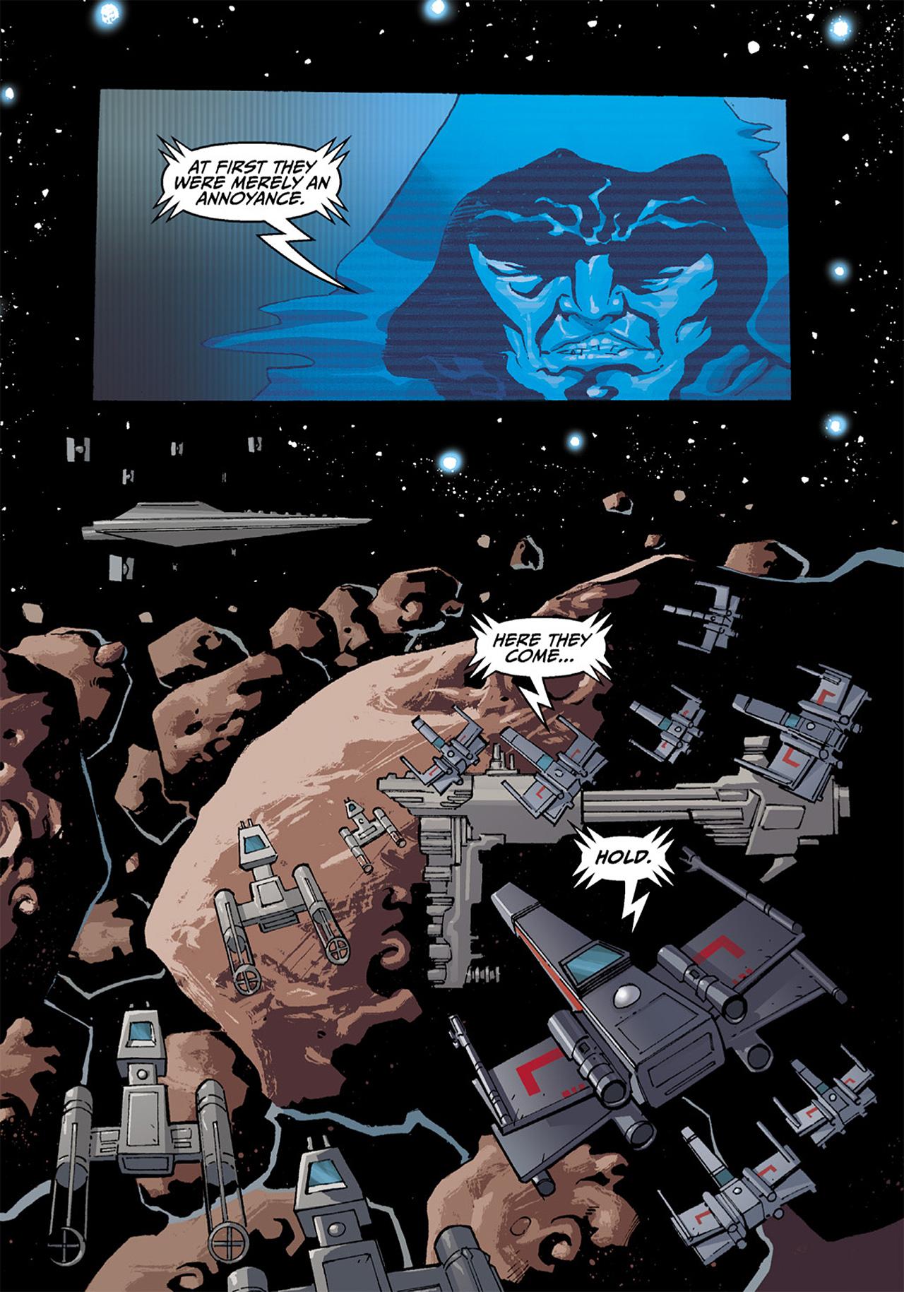 Read online Star Wars Omnibus comic -  Issue # Vol. 33 - 247