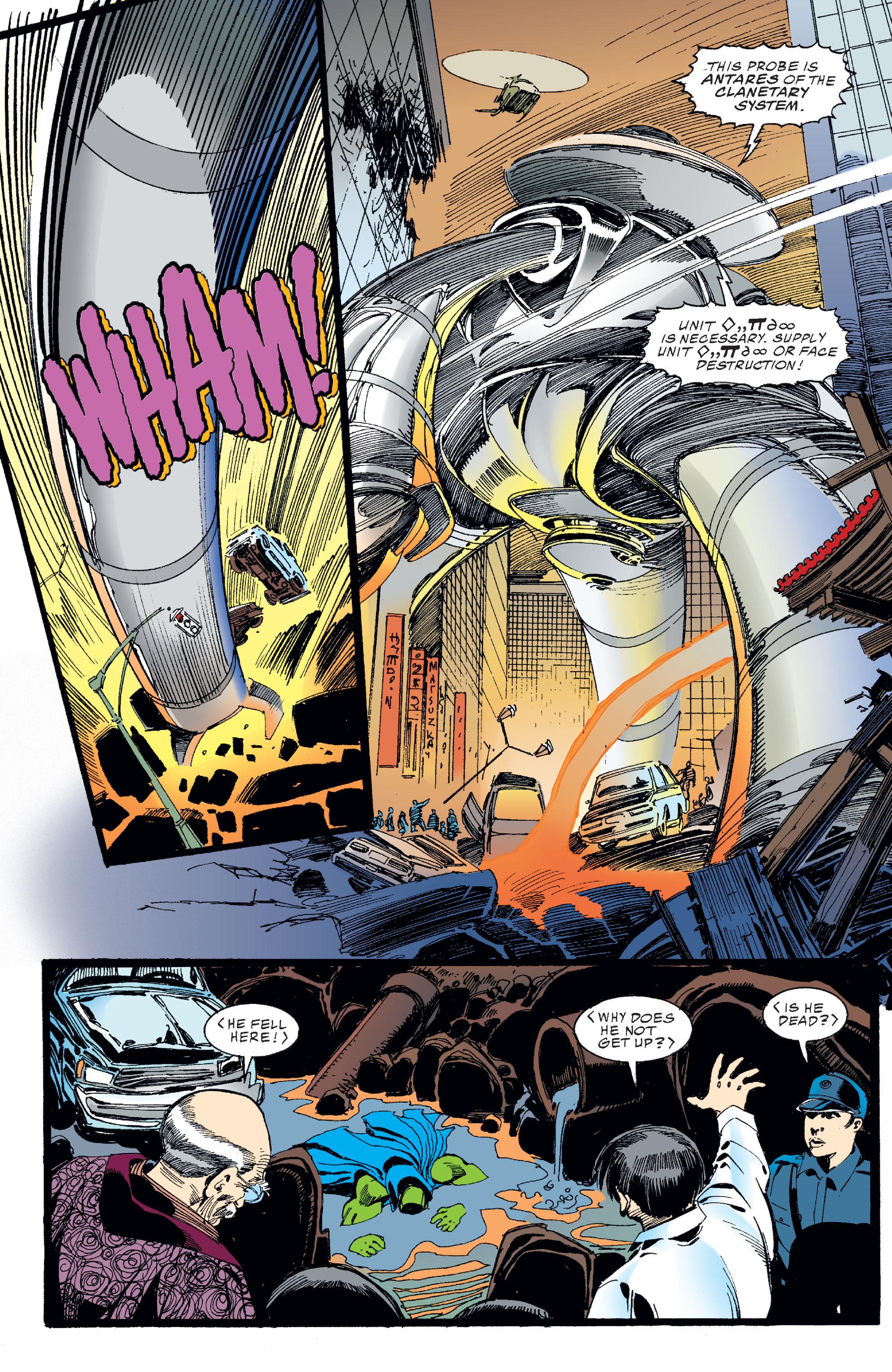 Read online Martian Manhunter: Son of Mars comic -  Issue # TPB - 66