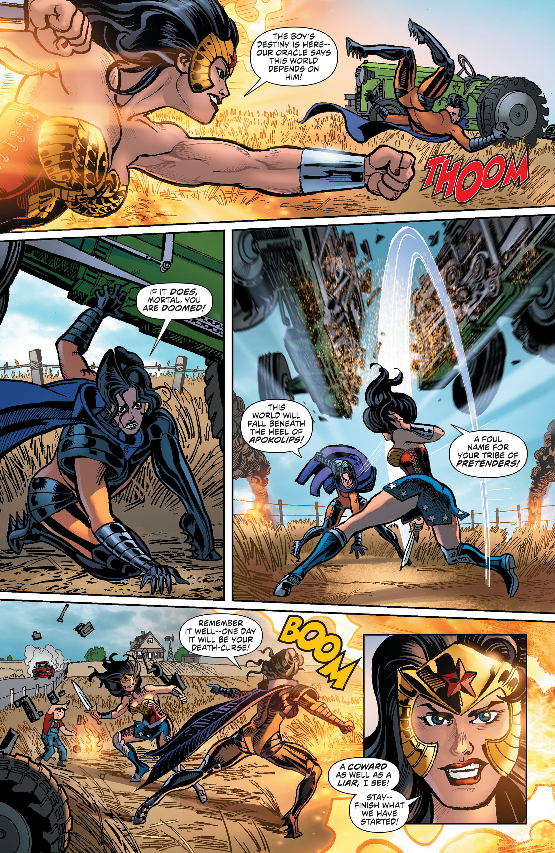Read online Worlds' Finest comic -  Issue #28 - 16