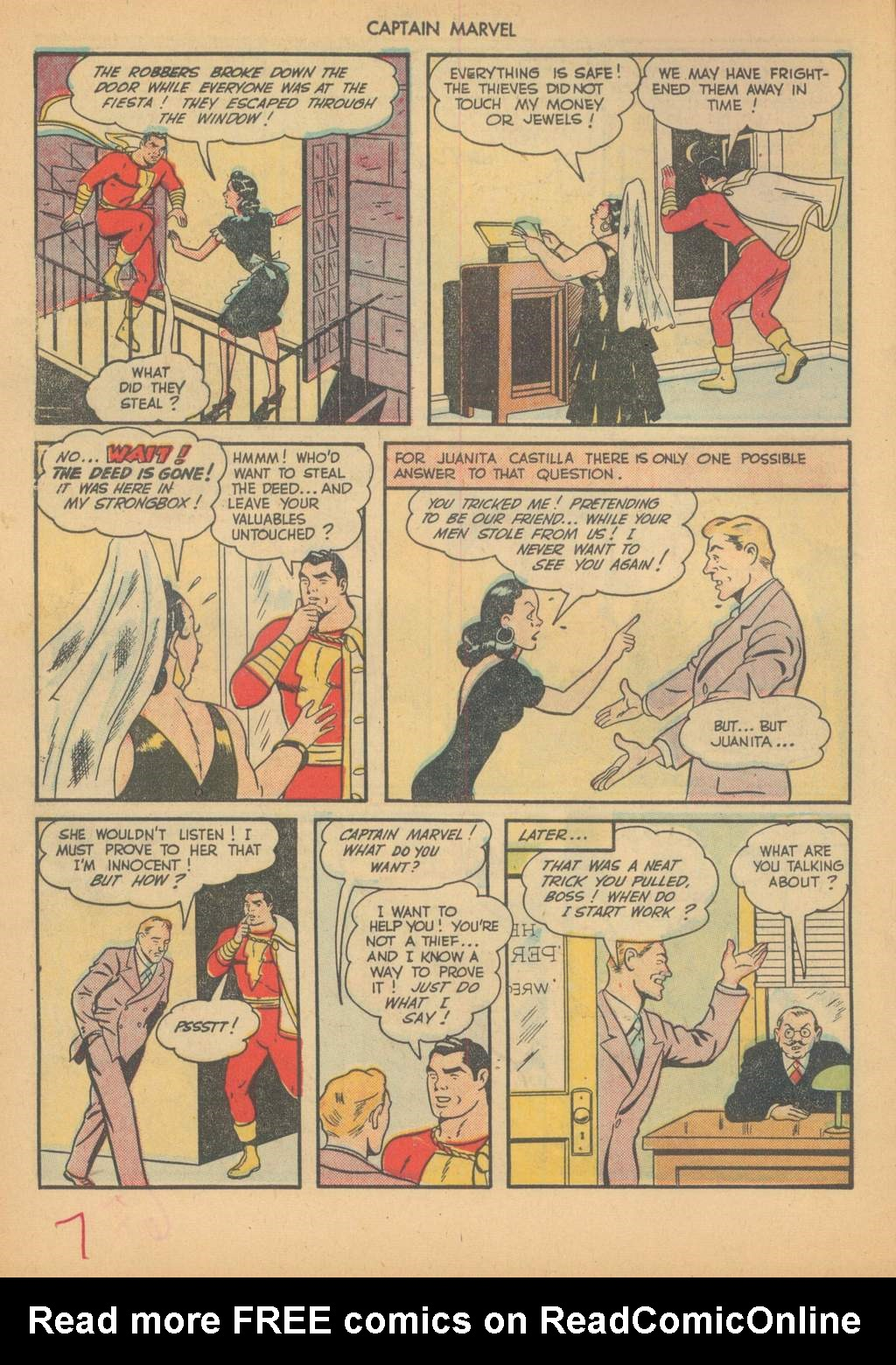 Captain Marvel Adventures issue 63 - Page 10
