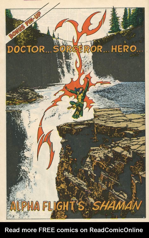 Read online Alpha Flight (1983) comic -  Issue #24 - 38