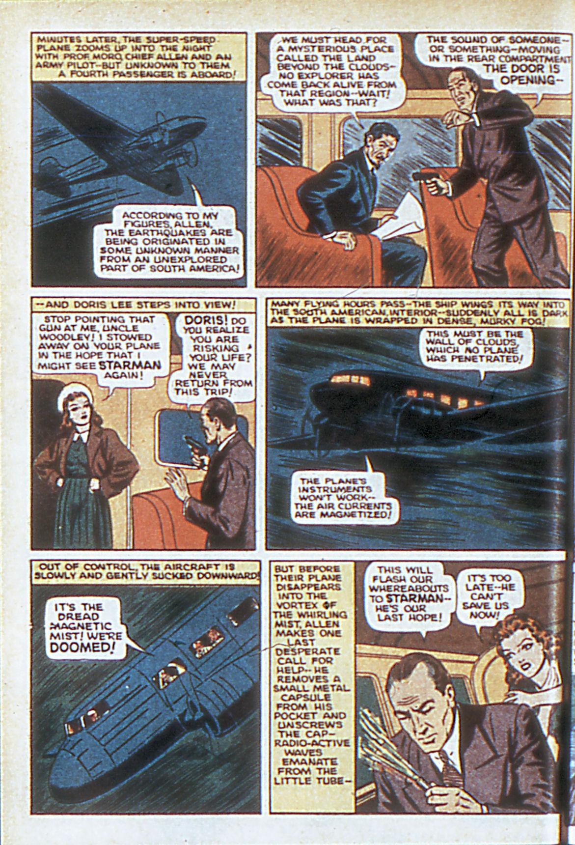 Read online Adventure Comics (1938) comic -  Issue #63 - 7