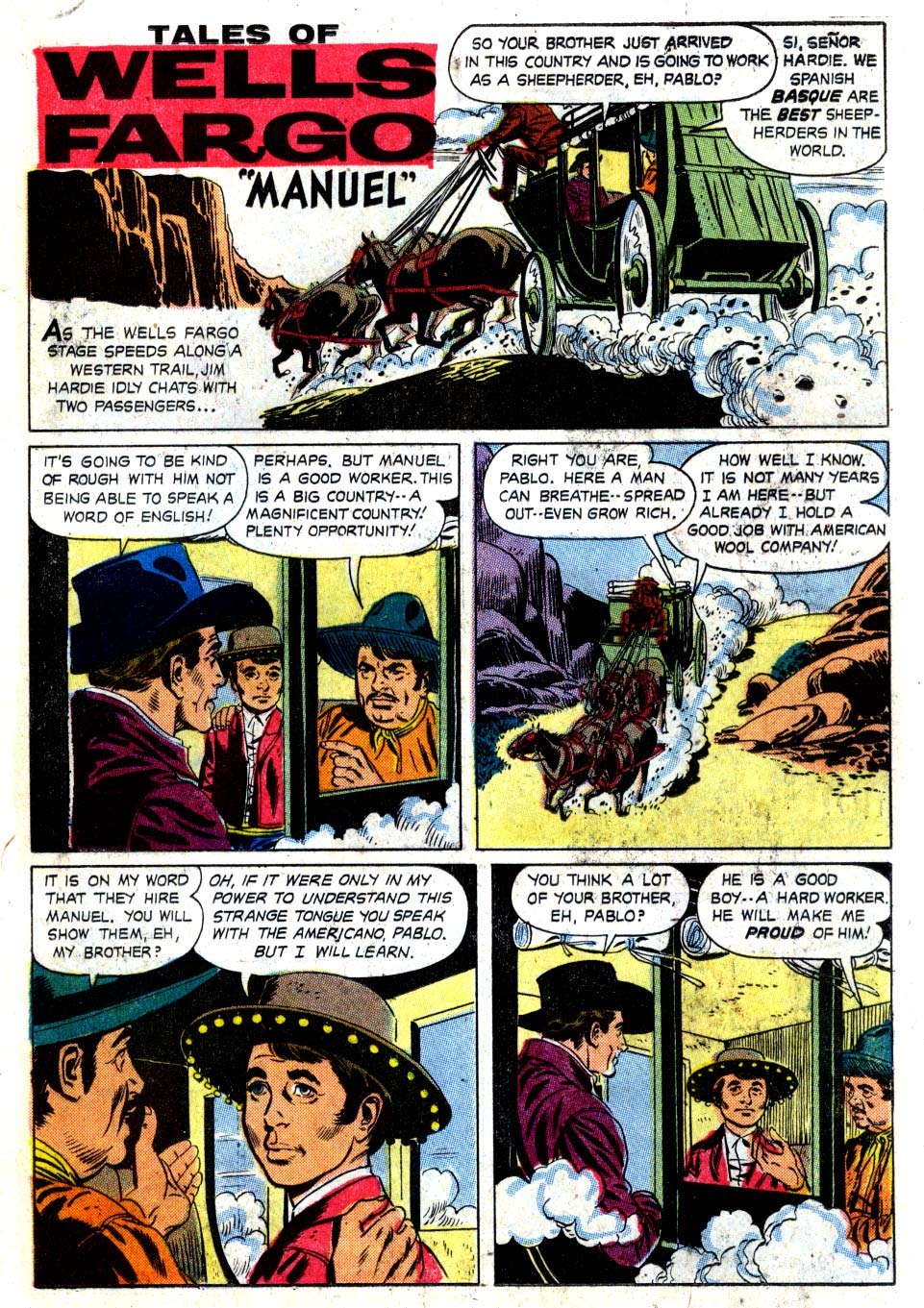 Four Color Comics issue 876 - Page 19