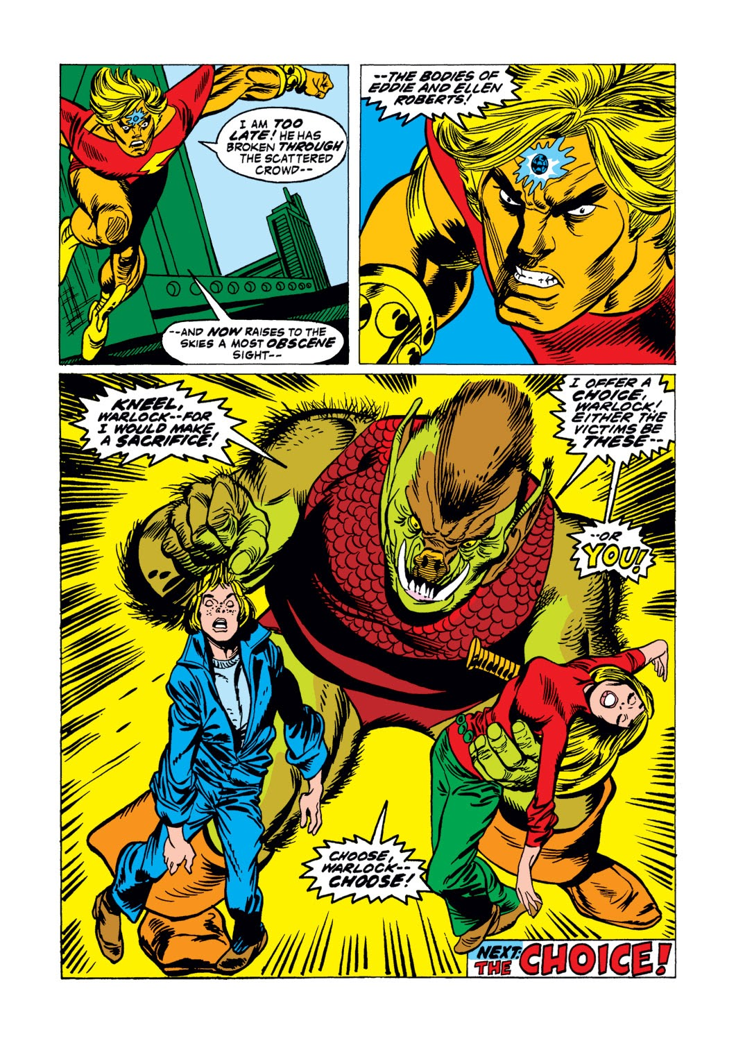 Warlock (1972) issue 3 - Page 21