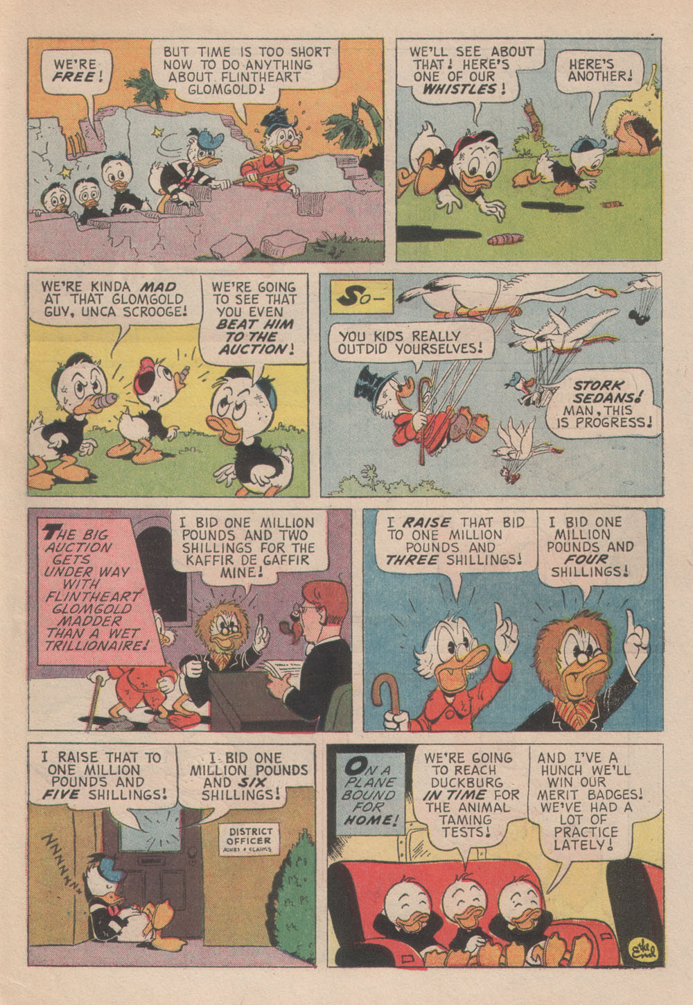 Read online Uncle Scrooge (1953) comic -  Issue #61 - 27
