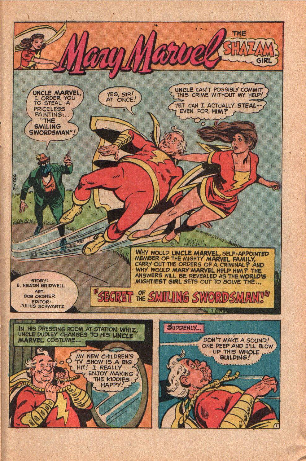 Read online Shazam! (1973) comic -  Issue #19 - 25