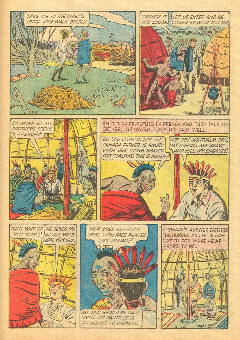 Classics Illustrated issue 4 - Page 41