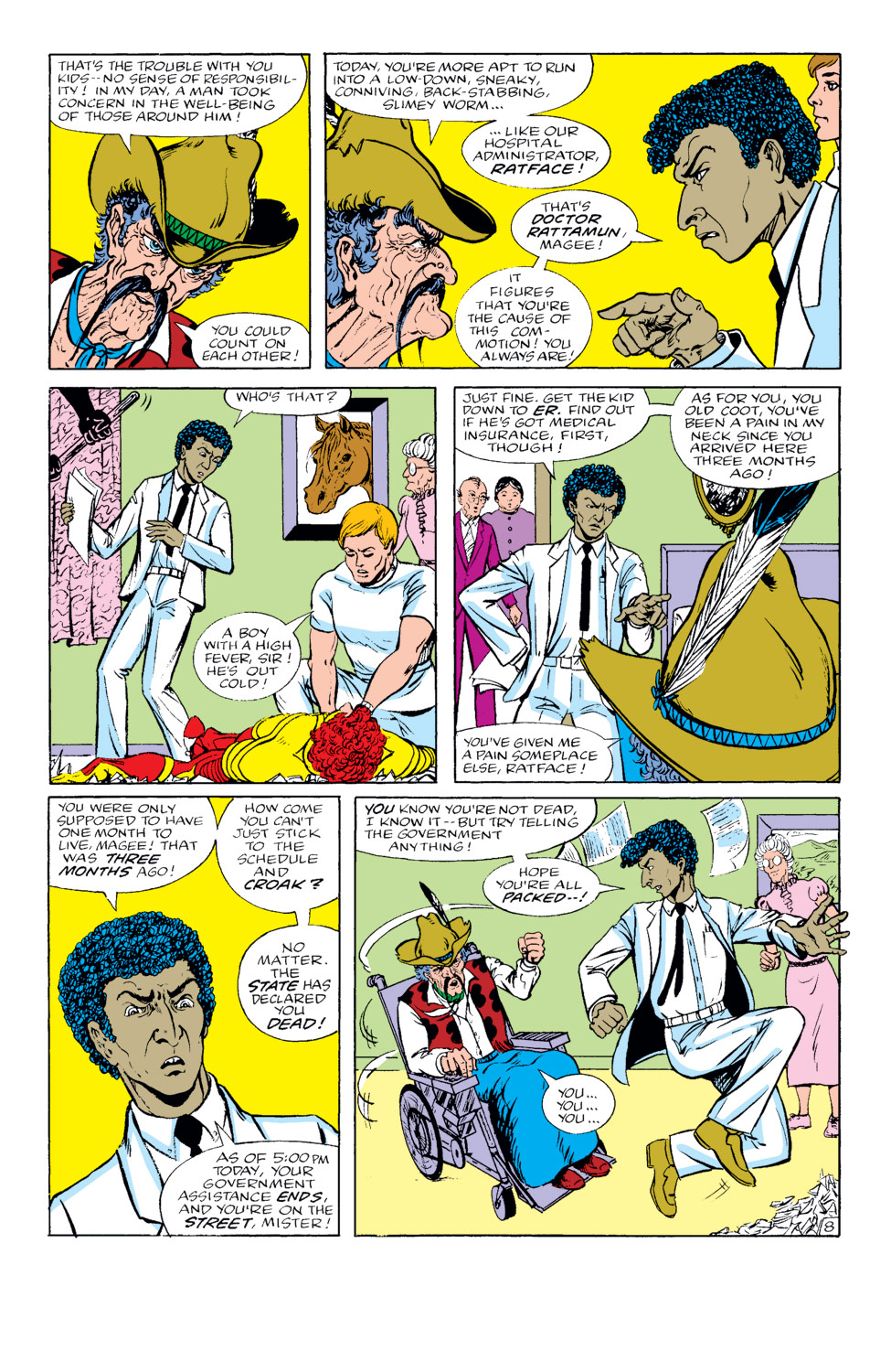The Amazing Spider-Man (1963) 264 Page 8