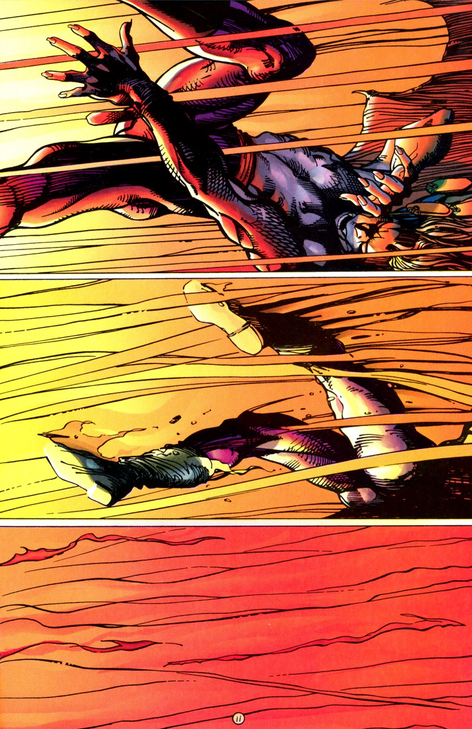 Read online Rune (1994) comic -  Issue #0 - 13