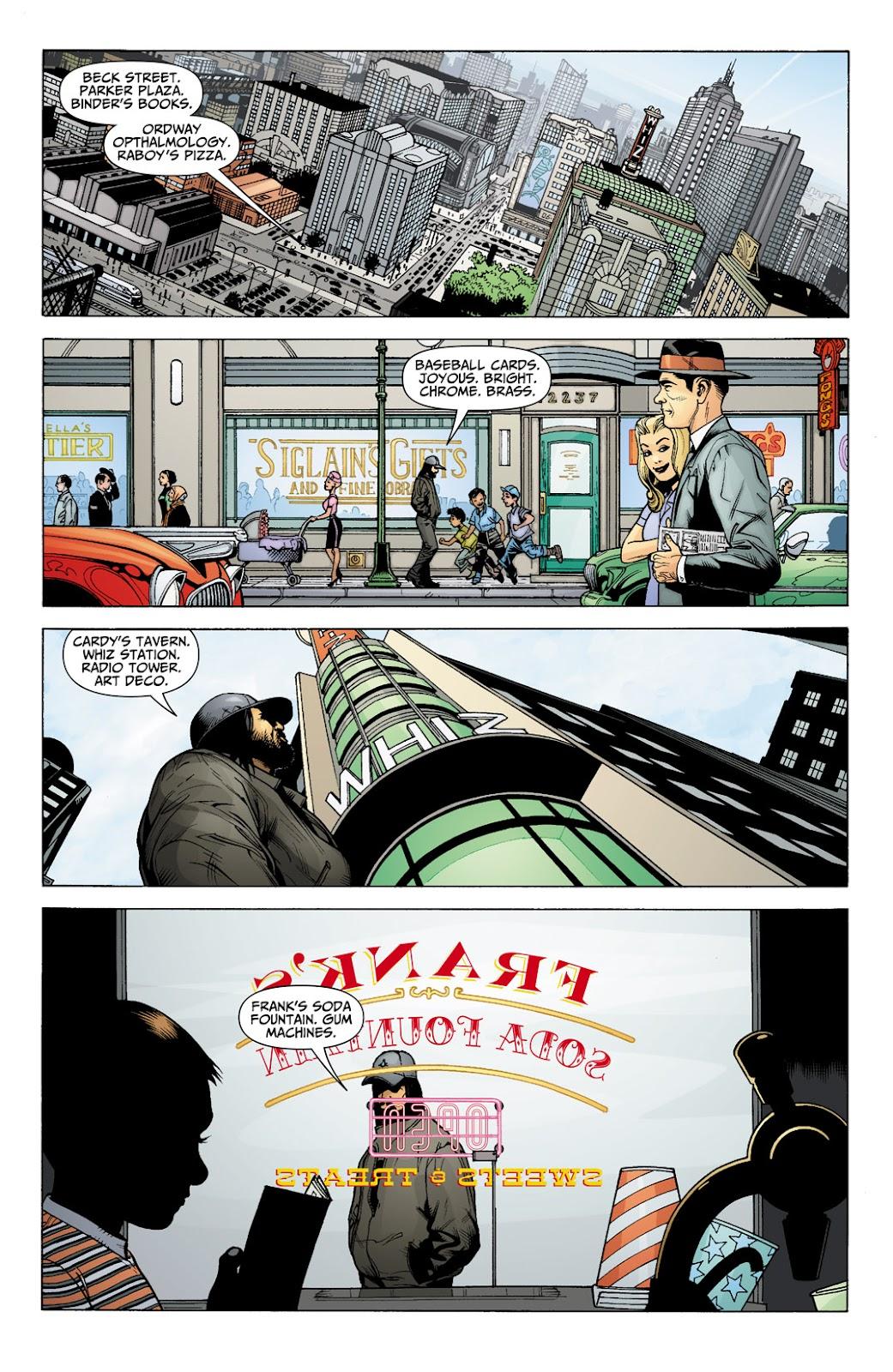 Black Adam: The Dark Age issue 6 - Page 10