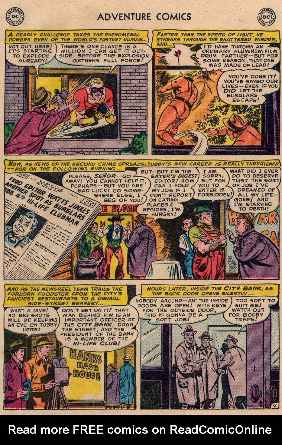 Read online Adventure Comics (1938) comic -  Issue #186 - 28