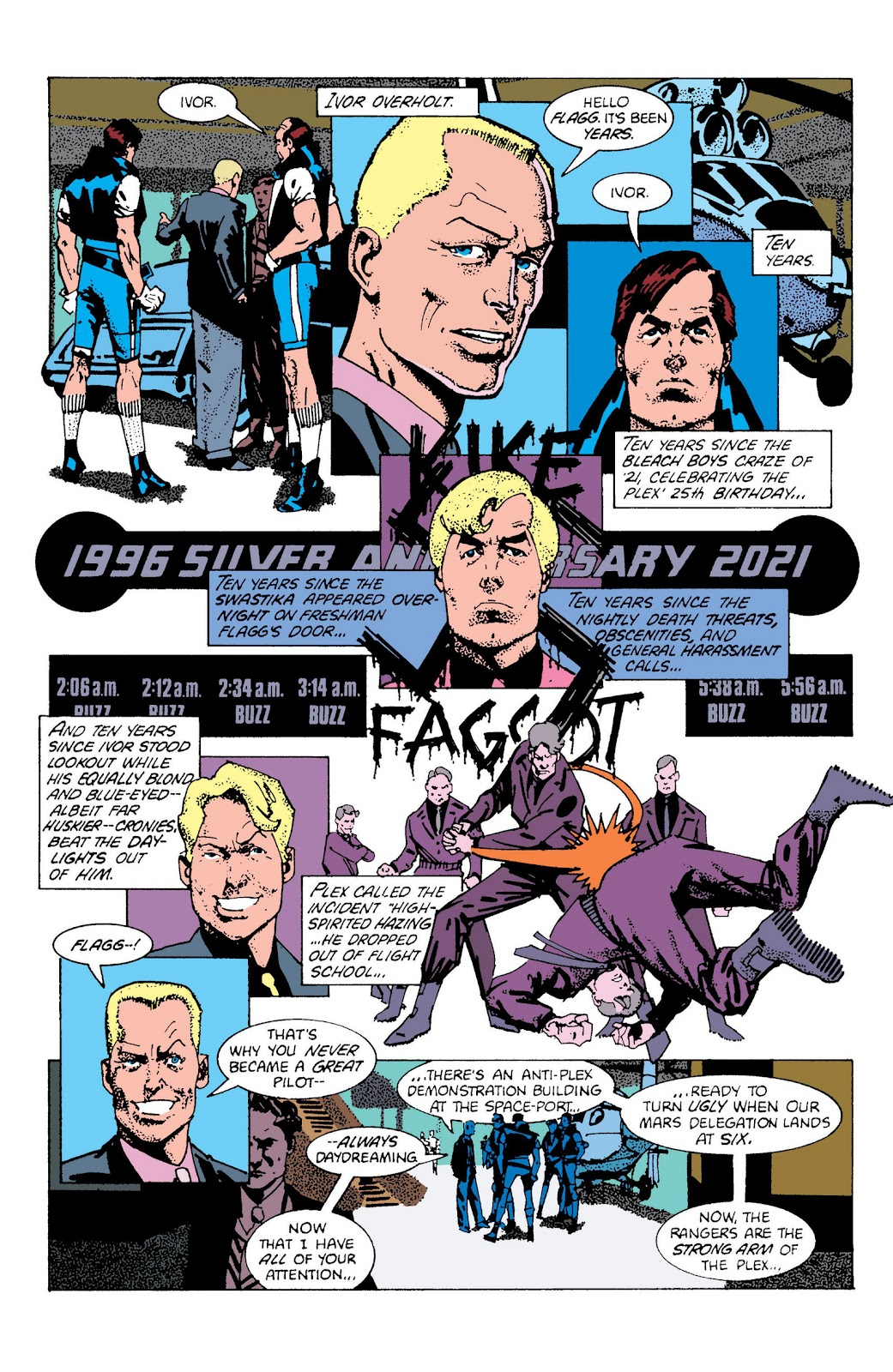 American Flagg! issue Definitive Collection (Part 2) - Page 63