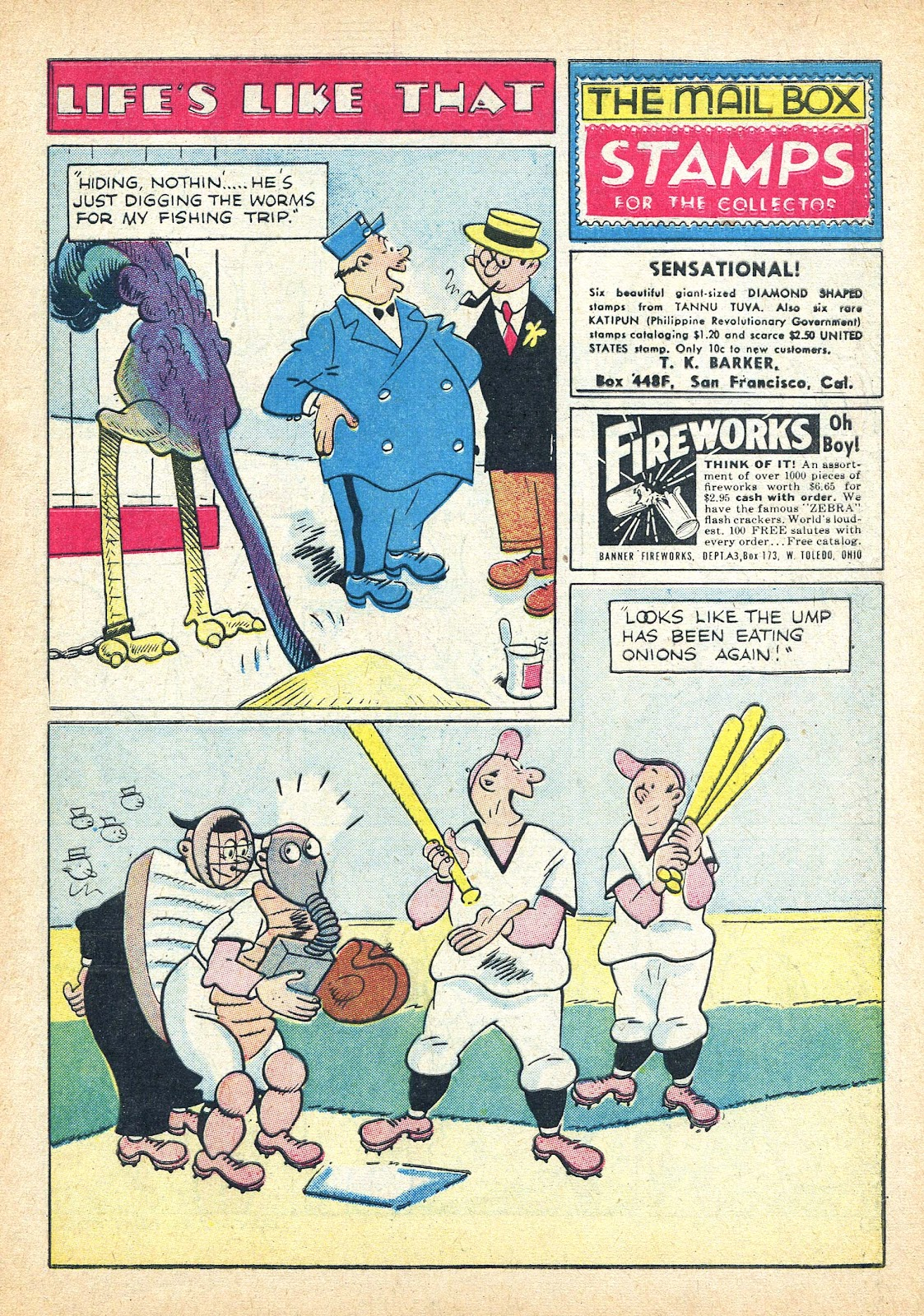 Read online Famous Funnies comic -  Issue #95 - 3