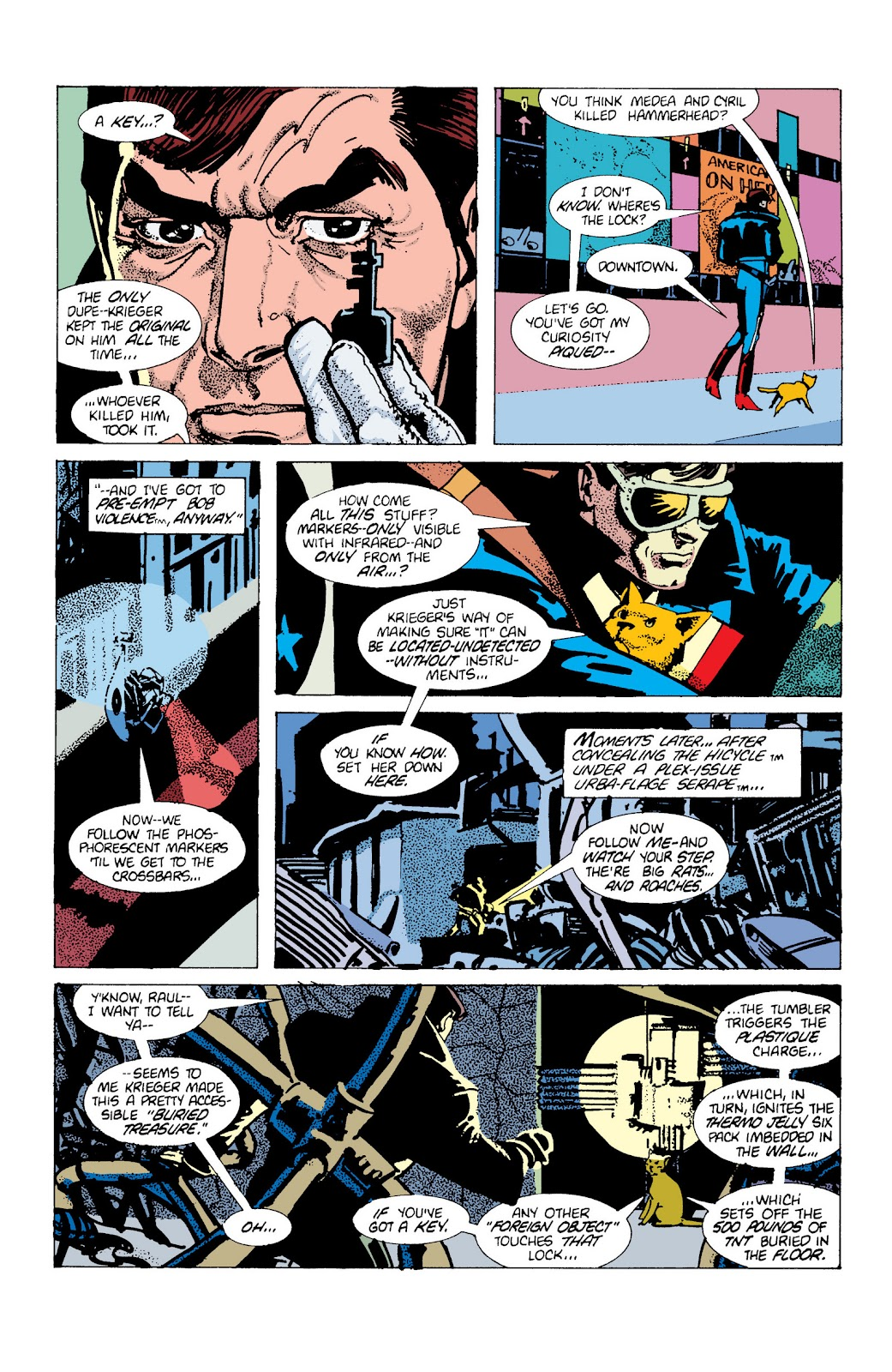American Flagg! issue Definitive Collection (Part 1) - Page 98