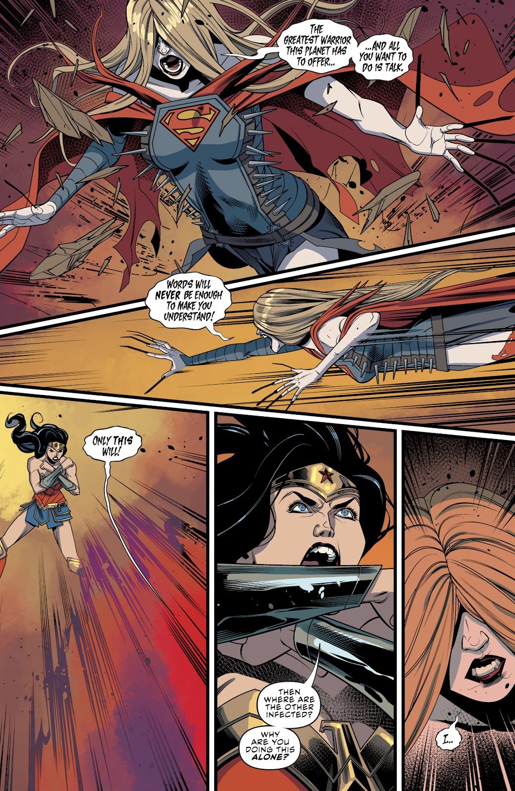 Read online Supergirl (2016) comic -  Issue #40 - 8