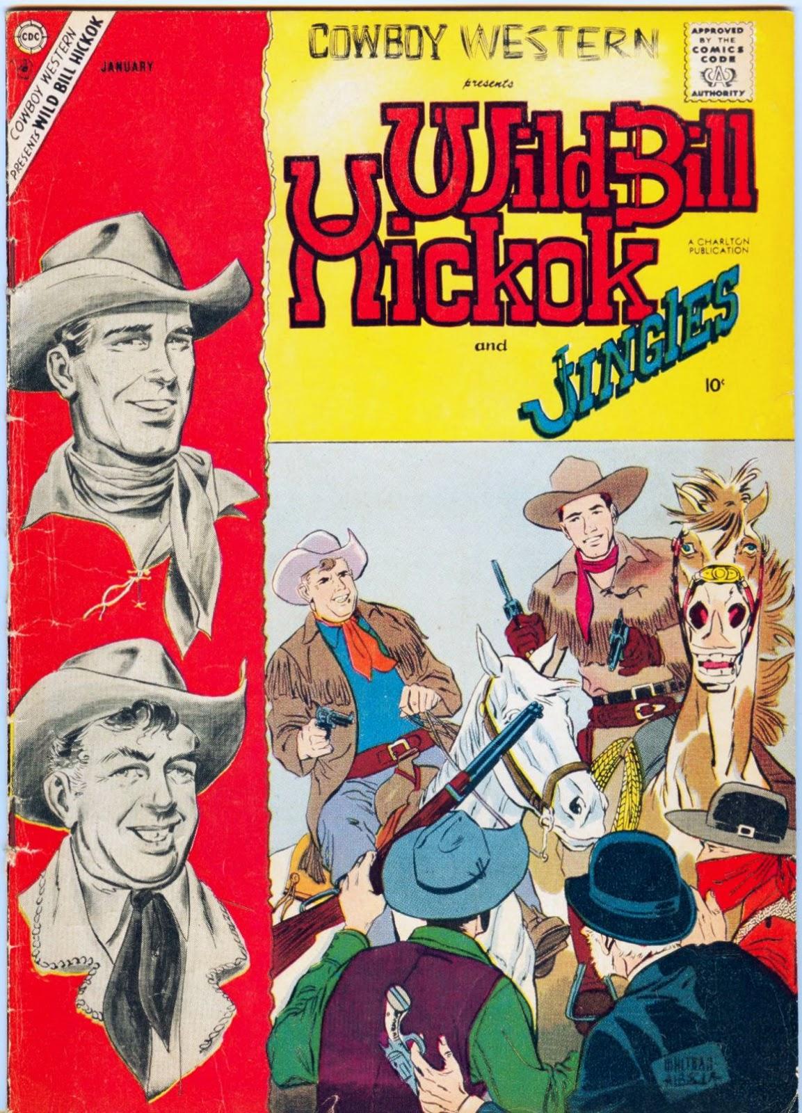 Cowboy Western 66 Page 1