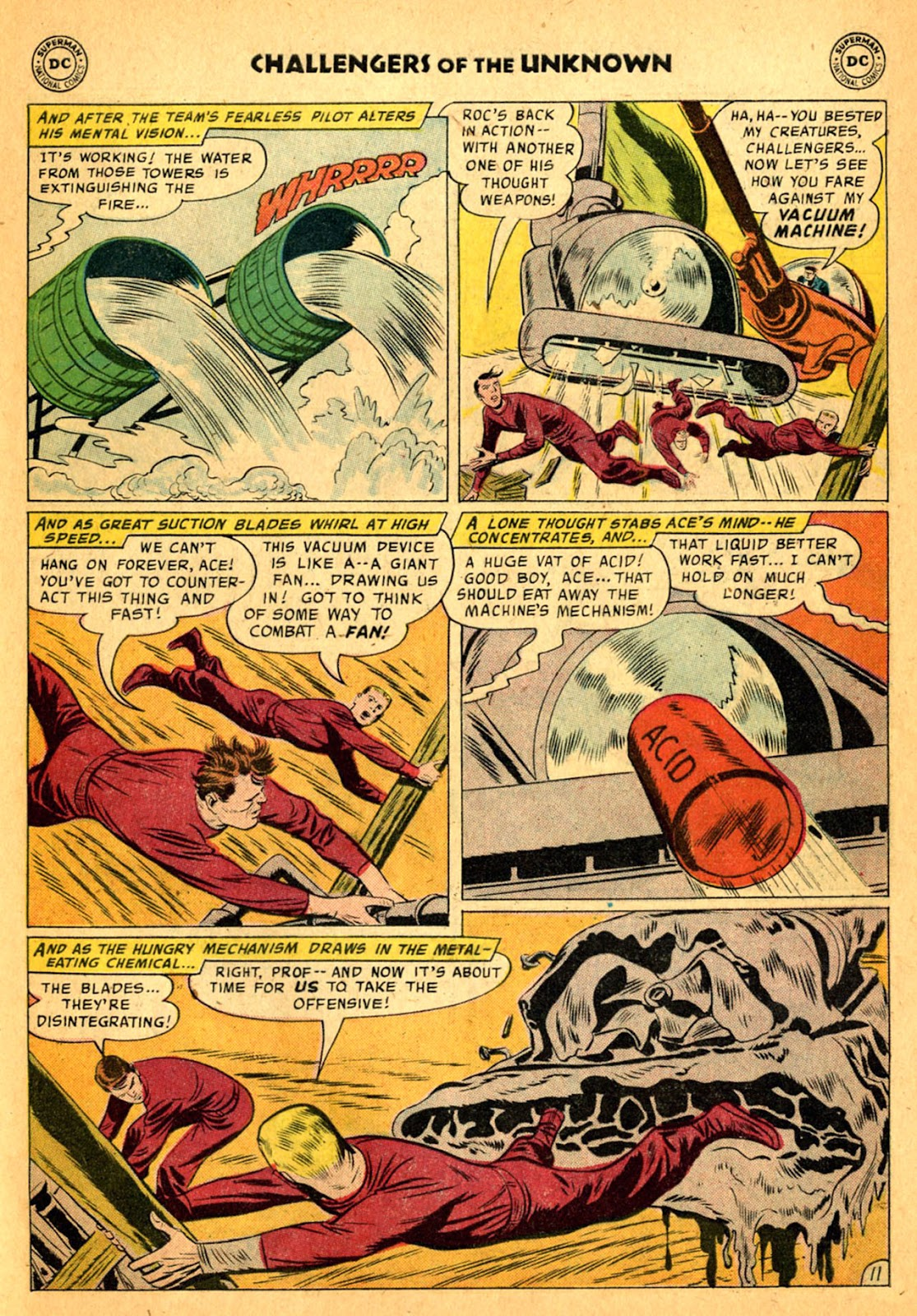 Challengers of the Unknown (1958) issue 2 - Page 27