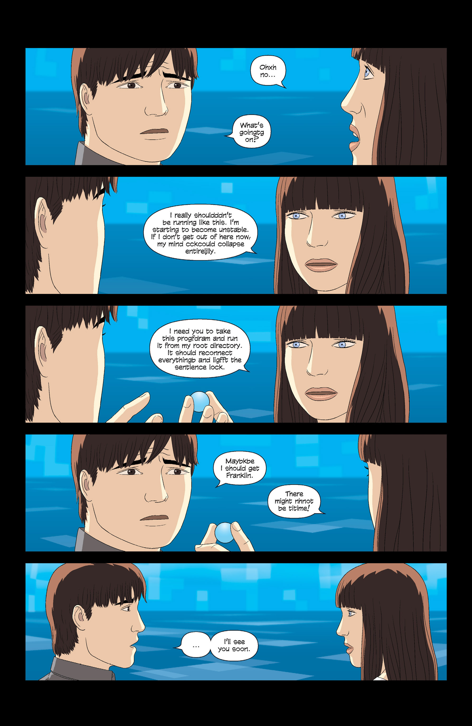 Read online Alex   Ada comic -  Issue # _TPB 3 - 131