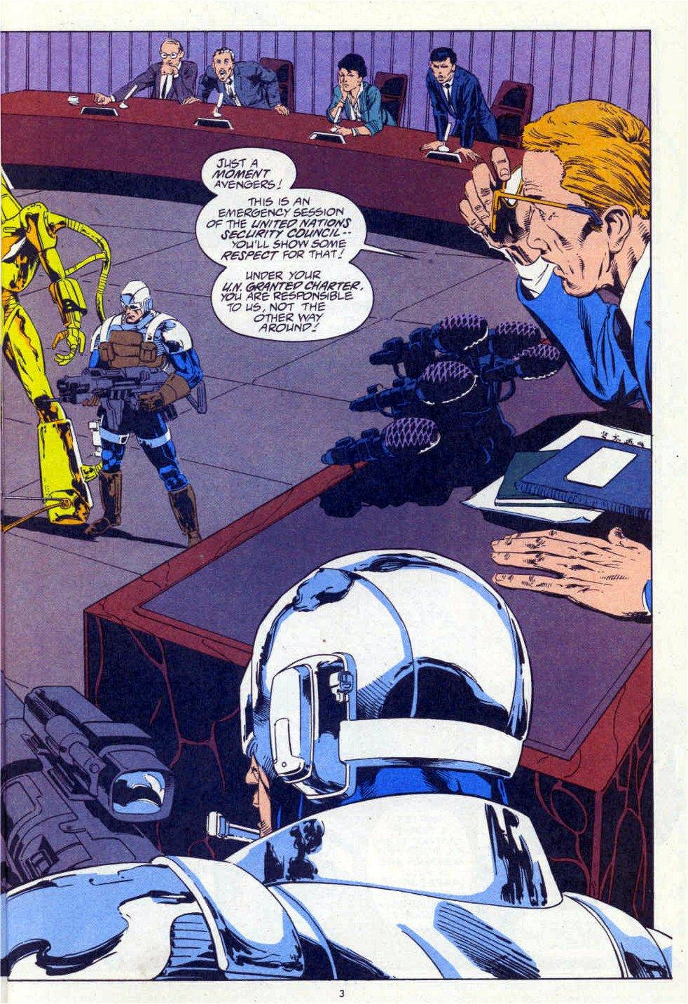 Avengers West Coast (1989) 101 Page 3