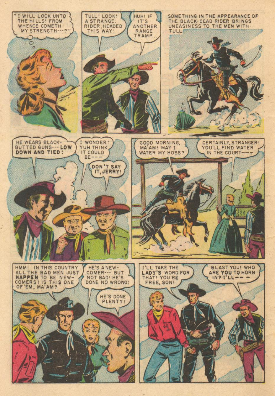 Four Color Comics issue 372 - Page 4