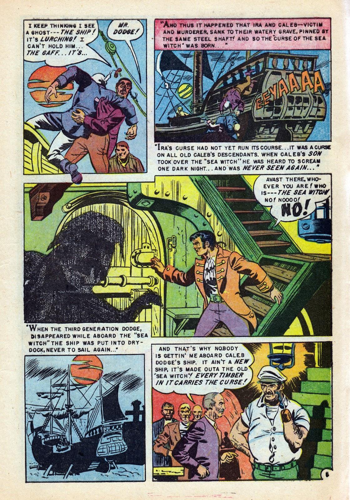 Dark Mysteries issue 1 - Page 7