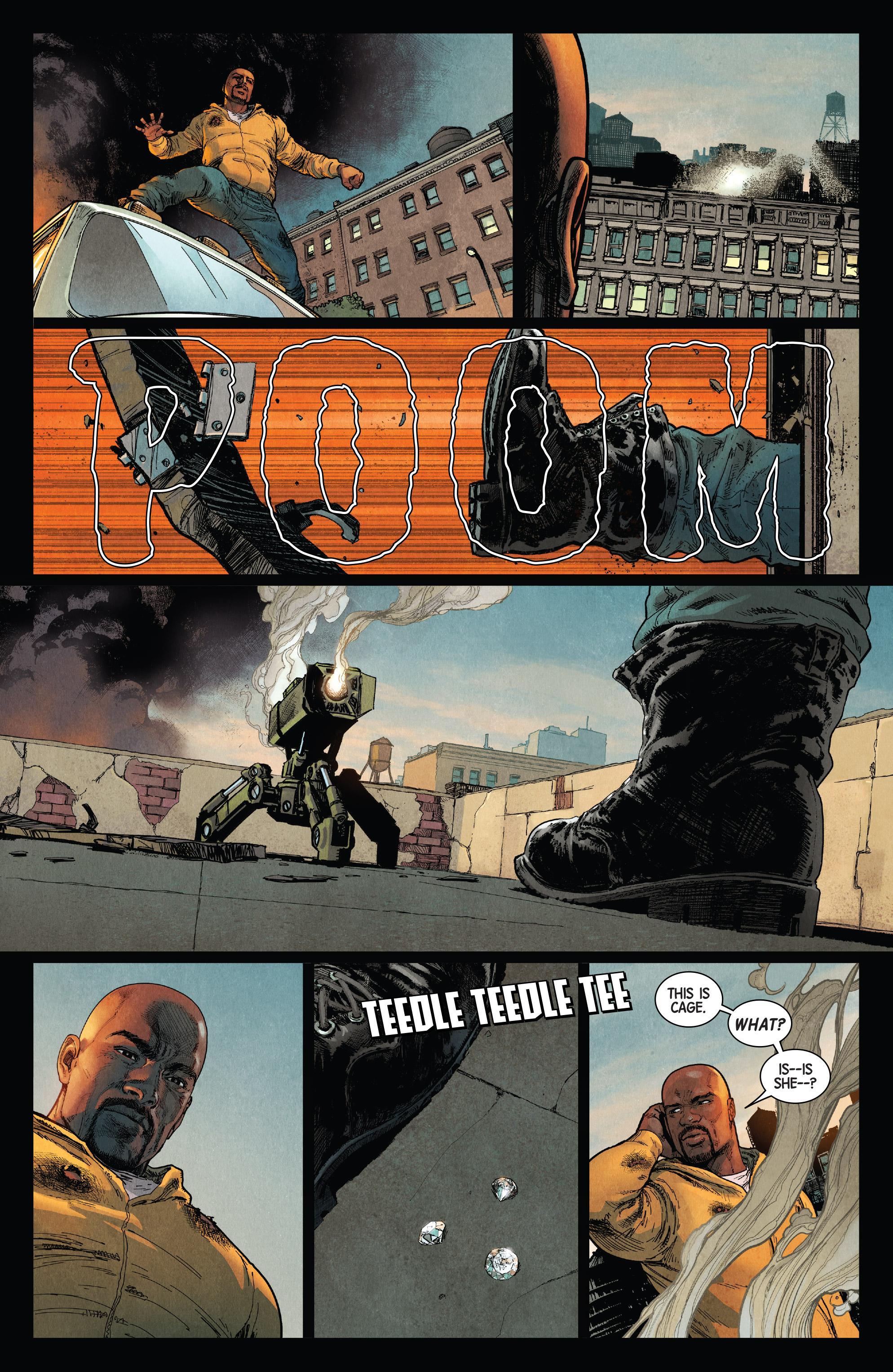 Read online Defenders (2017) comic -  Issue #1 - 7
