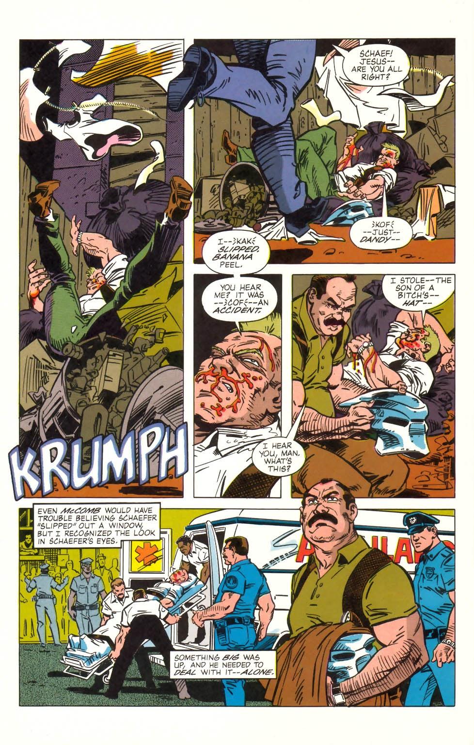 Predator (1989) issue 2 - Page 6