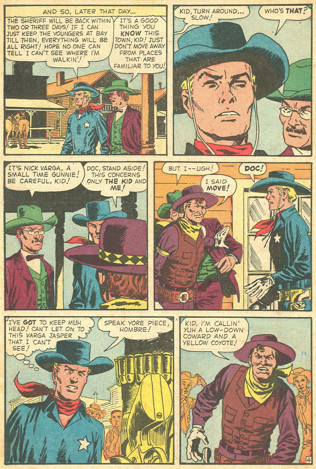Read online Two-Gun Kid comic -  Issue #50 - 6