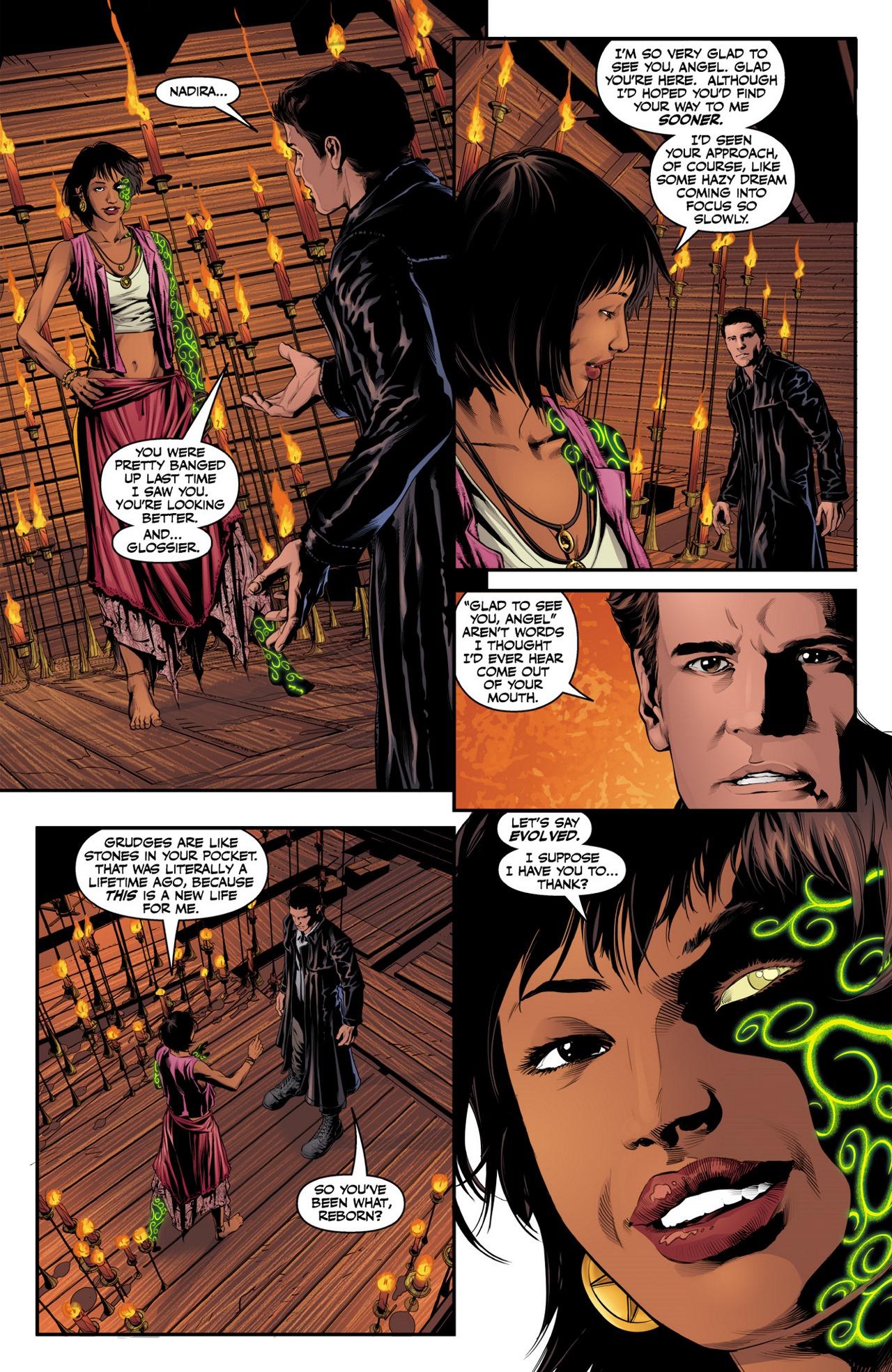 Read online Angel & Faith Season 10 comic -  Issue #2 - 5