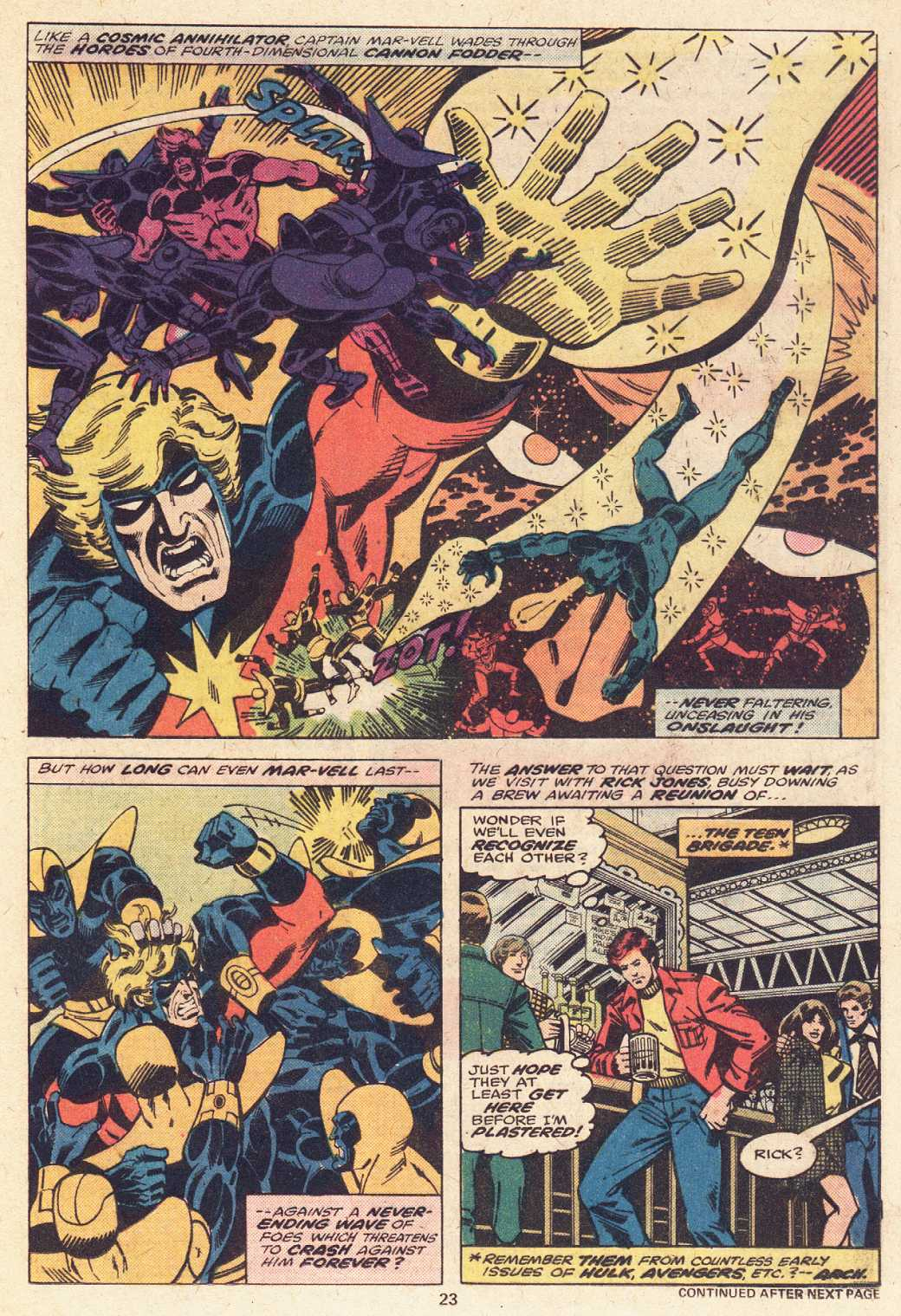 Captain Marvel (1968) issue 51 - Page 15