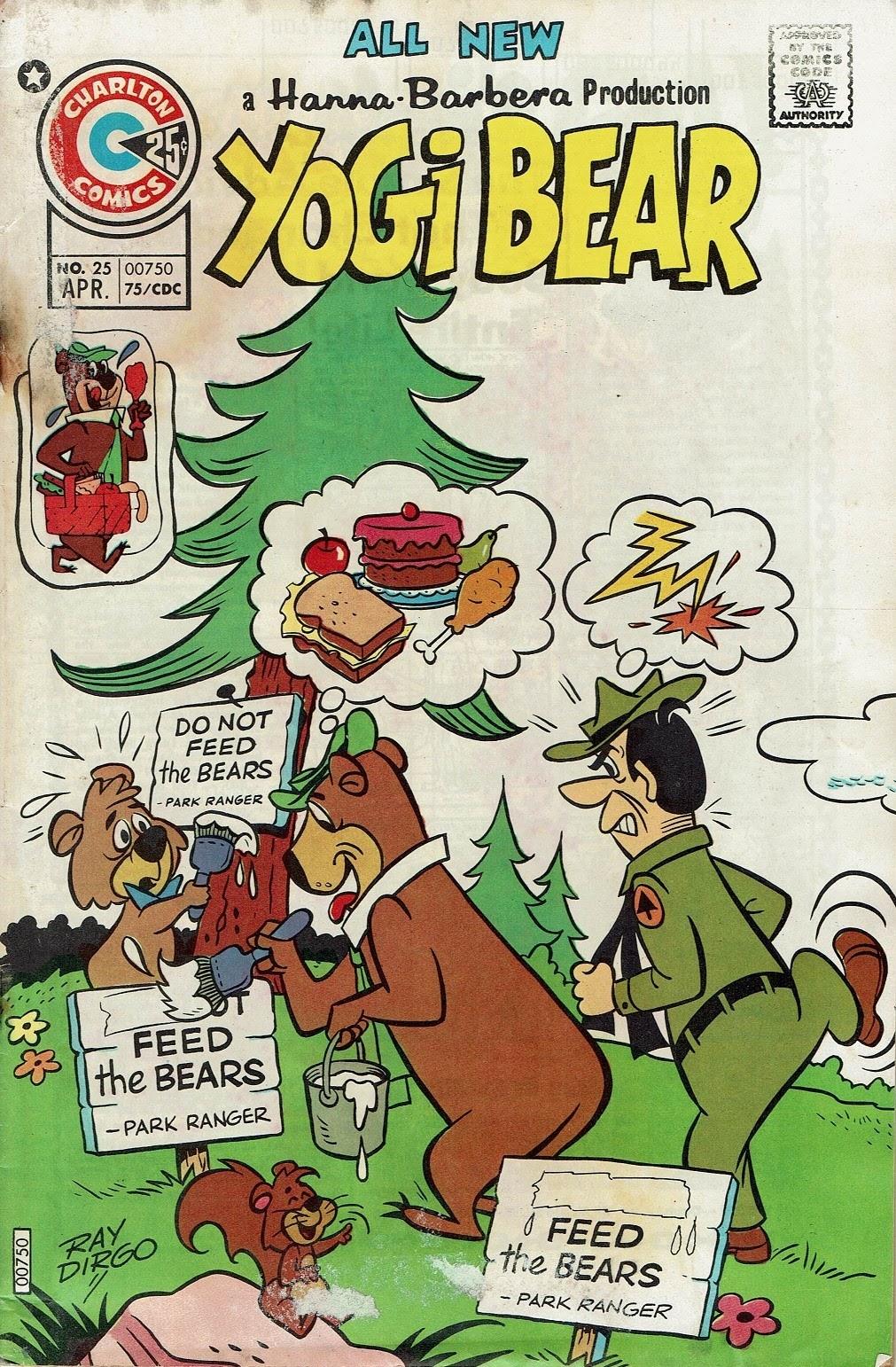 Yogi Bear (1970) issue 25 - Page 1