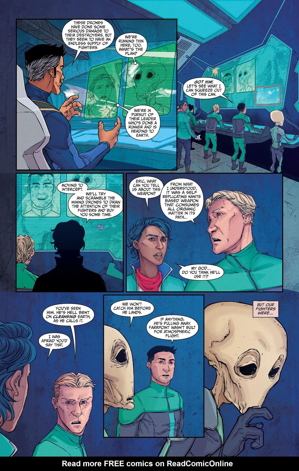 Exilium issue 6 - Page 38