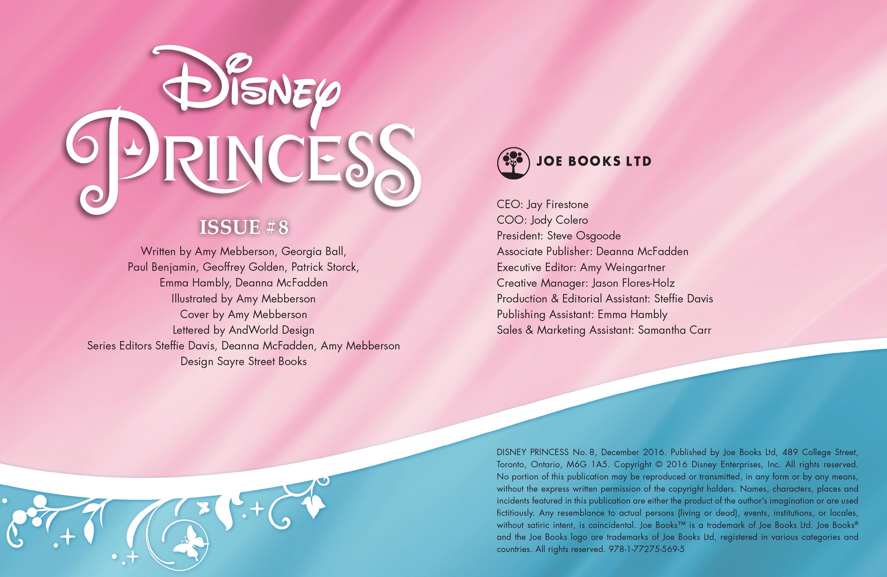 Read online Disney Princess comic -  Issue #8 - 2