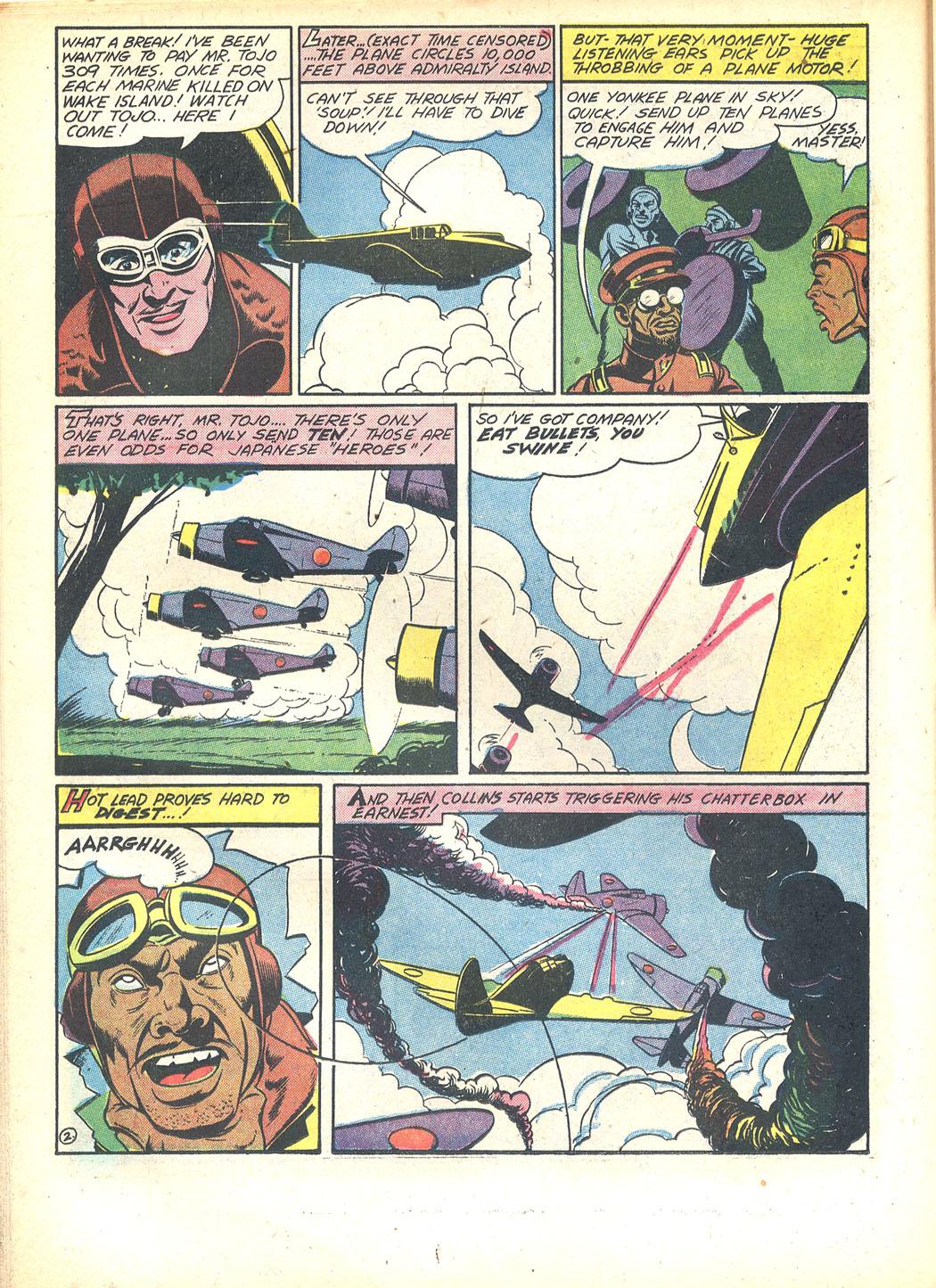 Read online Sensation (Mystery) Comics comic -  Issue #23 - 32