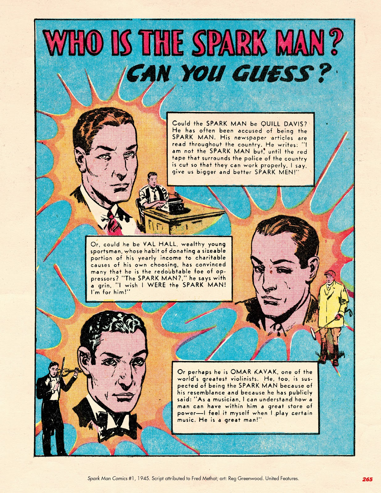 Read online Super Weird Heroes comic -  Issue # TPB 2 (Part 3) - 65