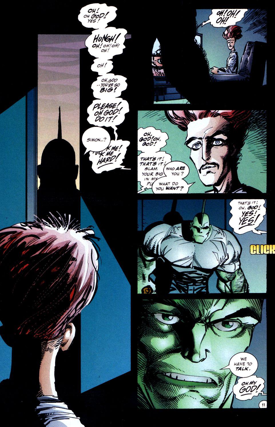 The Savage Dragon (1993) Issue #93 #96 - English 11